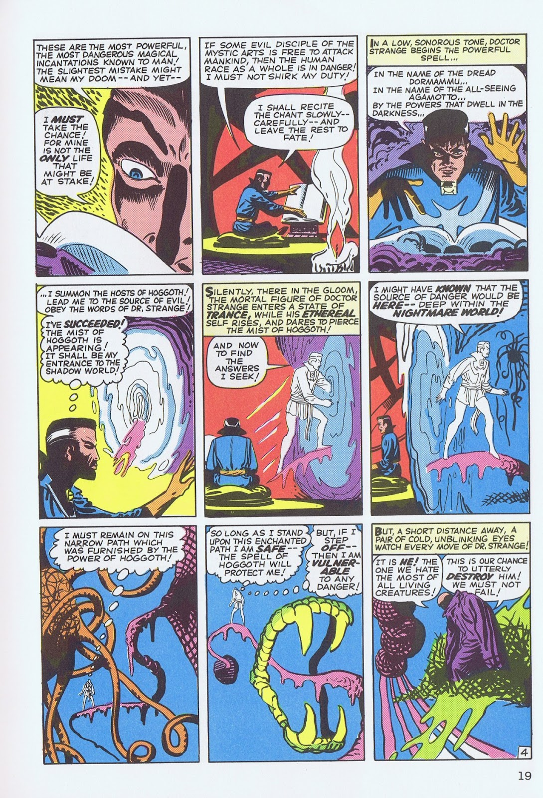 Doctor Strange: Master of the Mystic Arts issue TPB - Page 17
