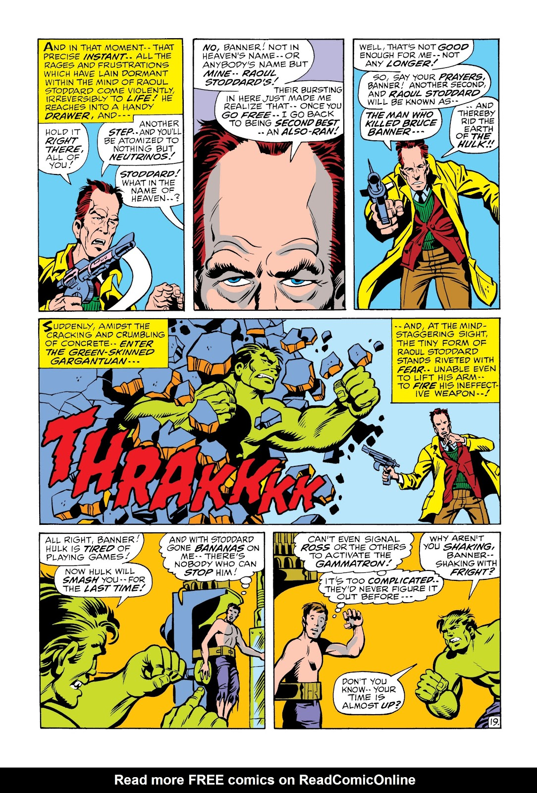 Read online Marvel Masterworks: The Incredible Hulk comic -  Issue # TPB 6 (Part 2) - 92