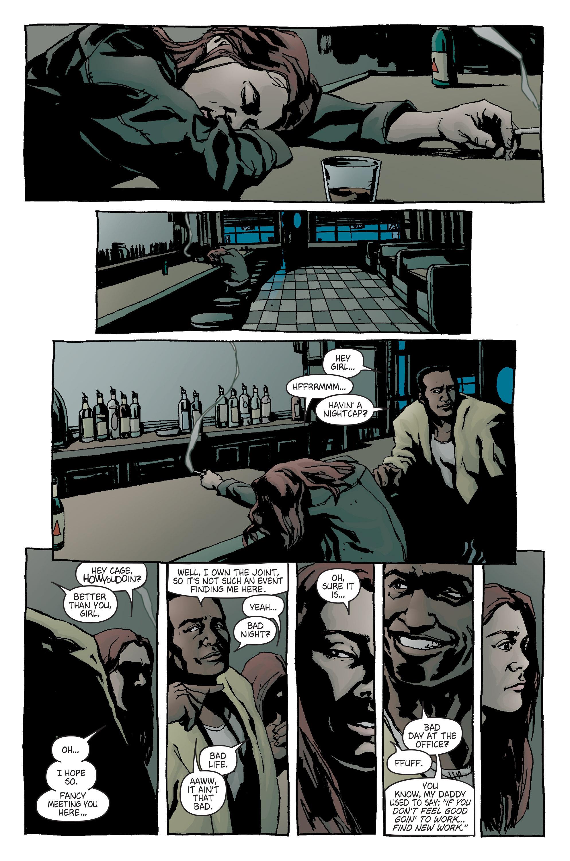 Read online Alias comic -  Issue #1 - 10