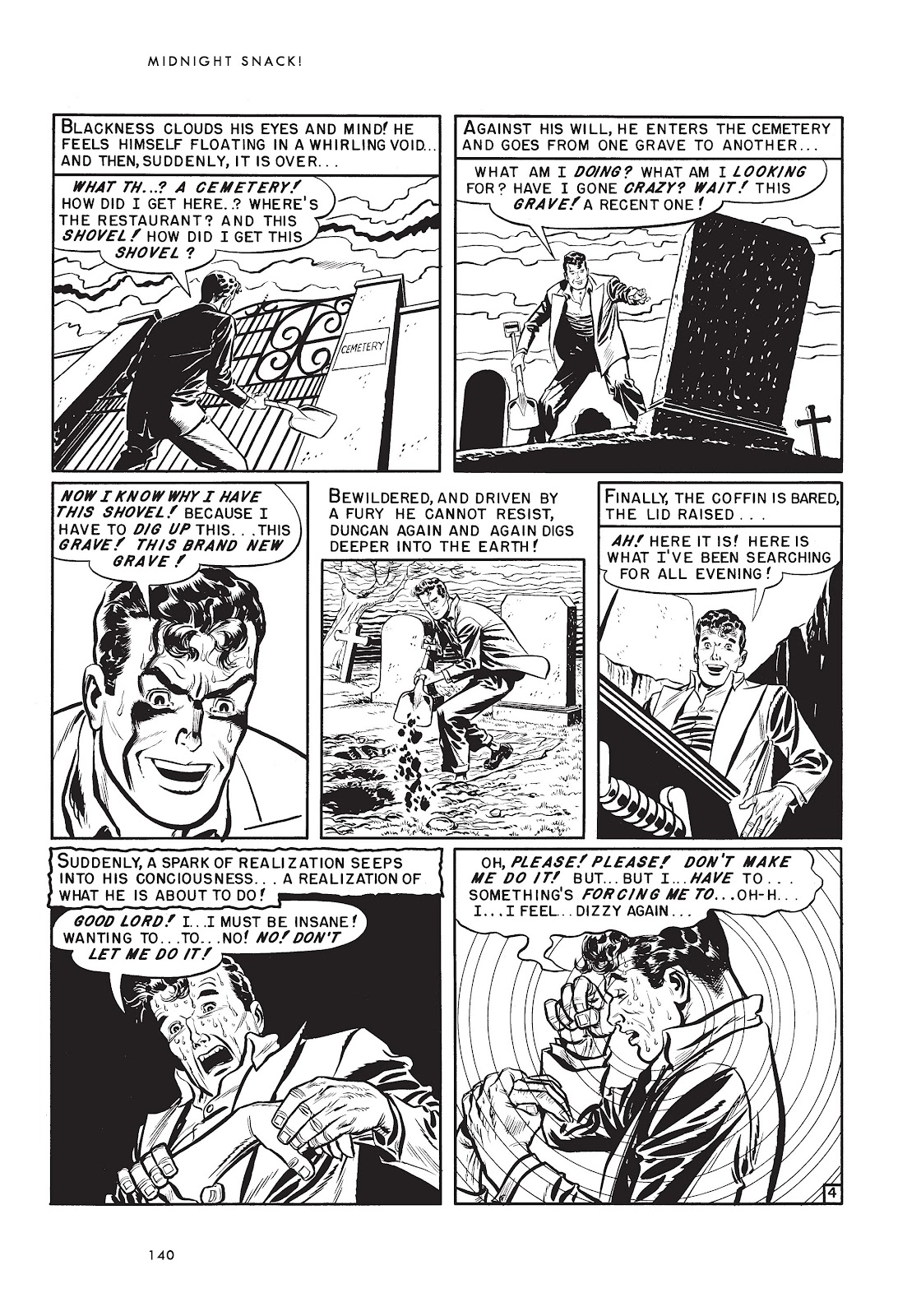 Read online Voodoo Vengeance and Other Stories comic -  Issue # TPB (Part 2) - 58