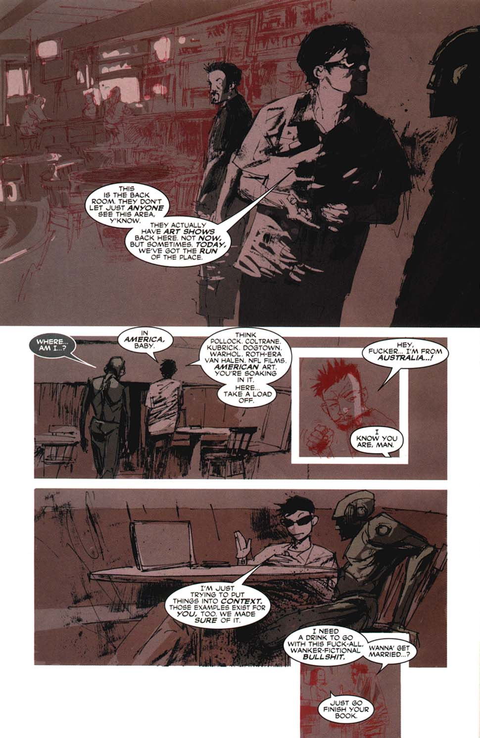 Read online Automatic Kafka comic -  Issue #9 - 5