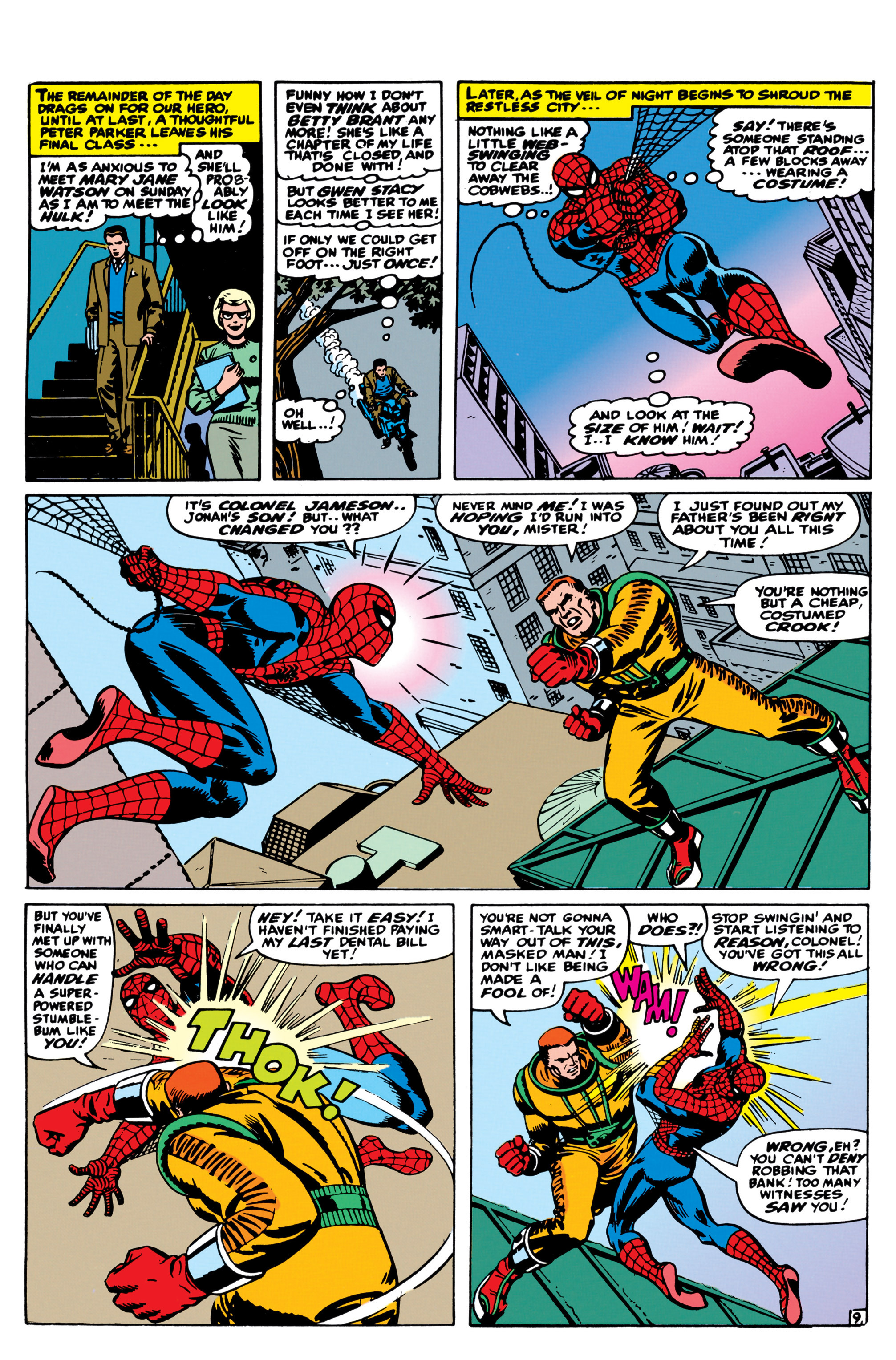 The Amazing Spider-Man (1963) 42 Page 9