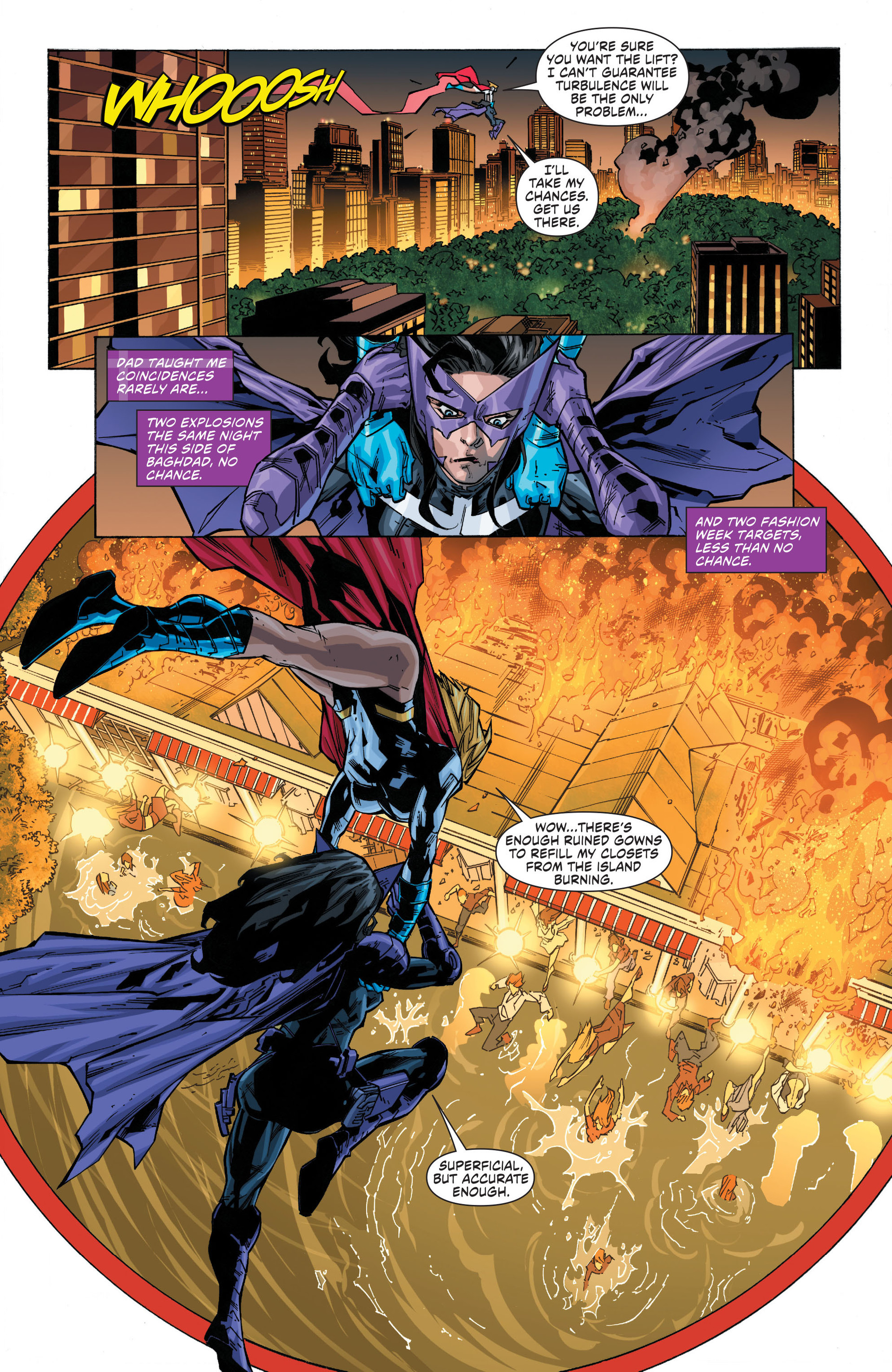 Read online Worlds' Finest comic -  Issue #16 - 14