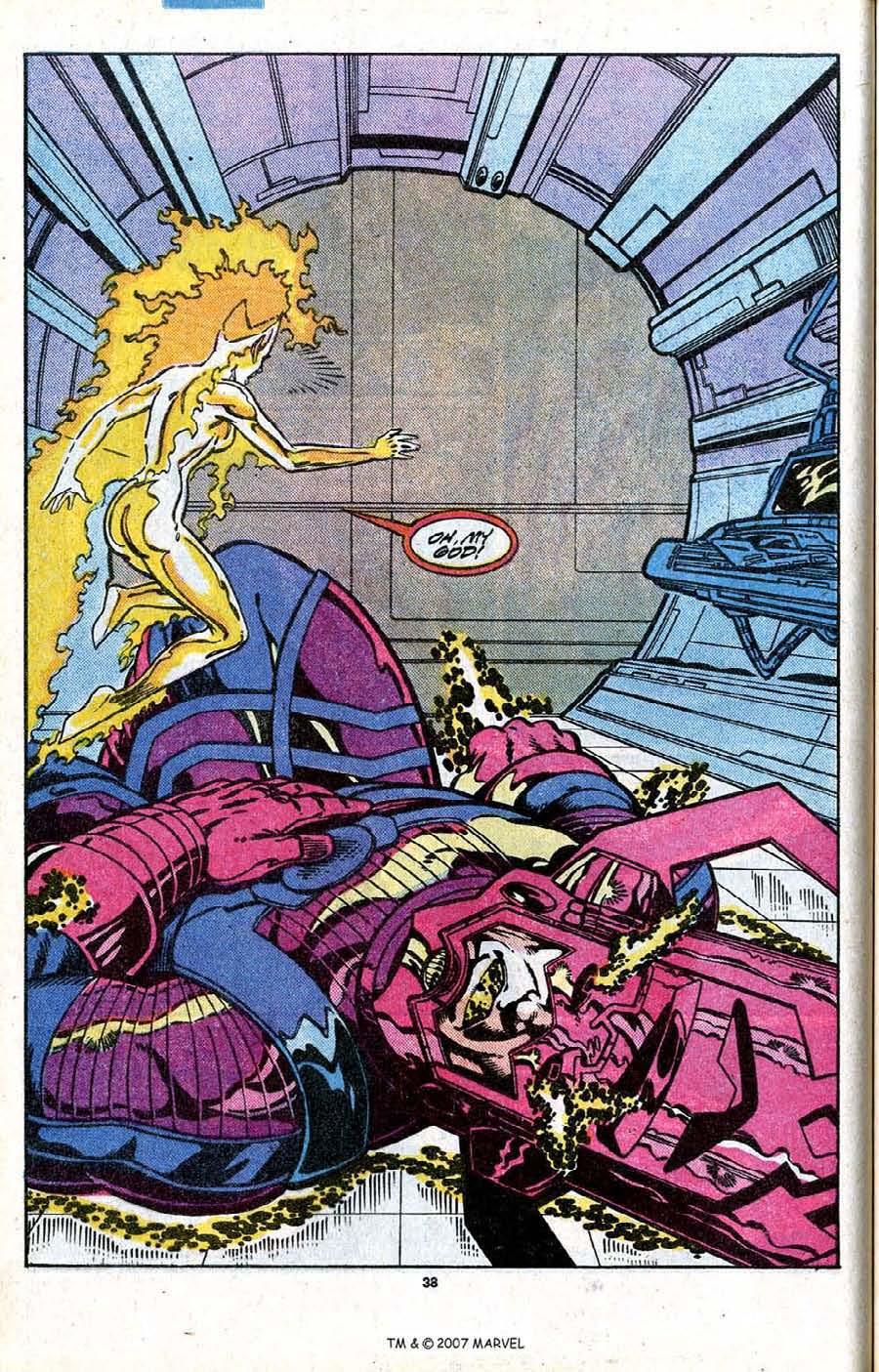 Read online Silver Surfer (1987) comic -  Issue # _Annual 1 - 40