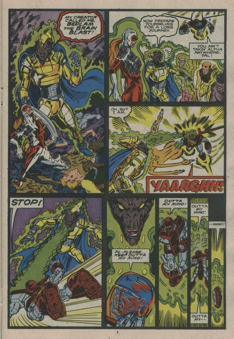 Read online Alpha Flight (1983) comic -  Issue #53 - 8