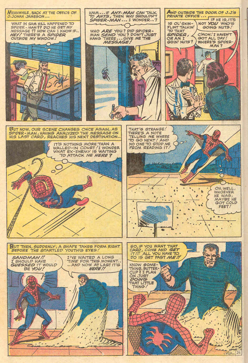 The Amazing Spider-Man (1963) _Annual_6 Page 26