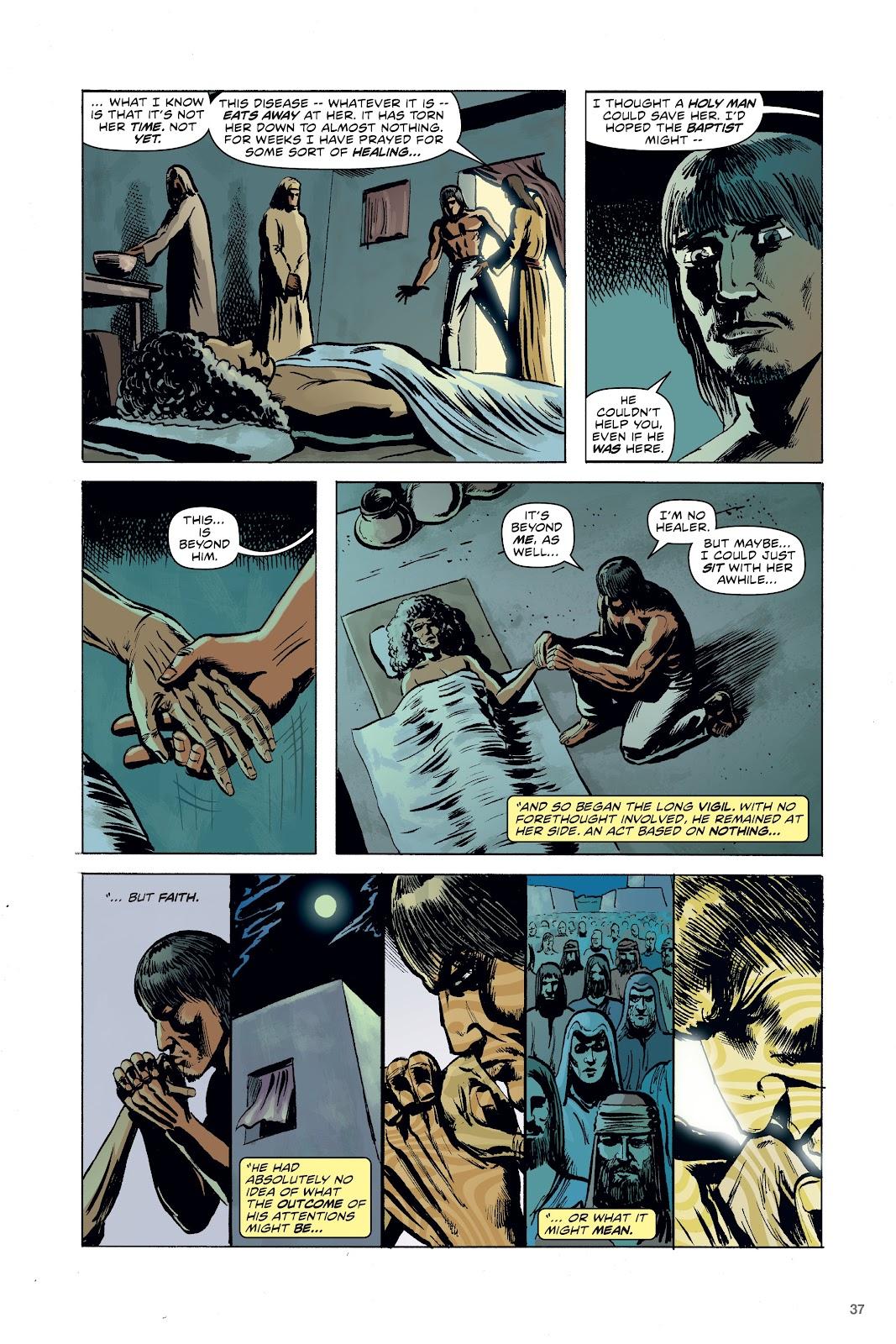 Read online Jesusfreak comic -  Issue # Full - 33