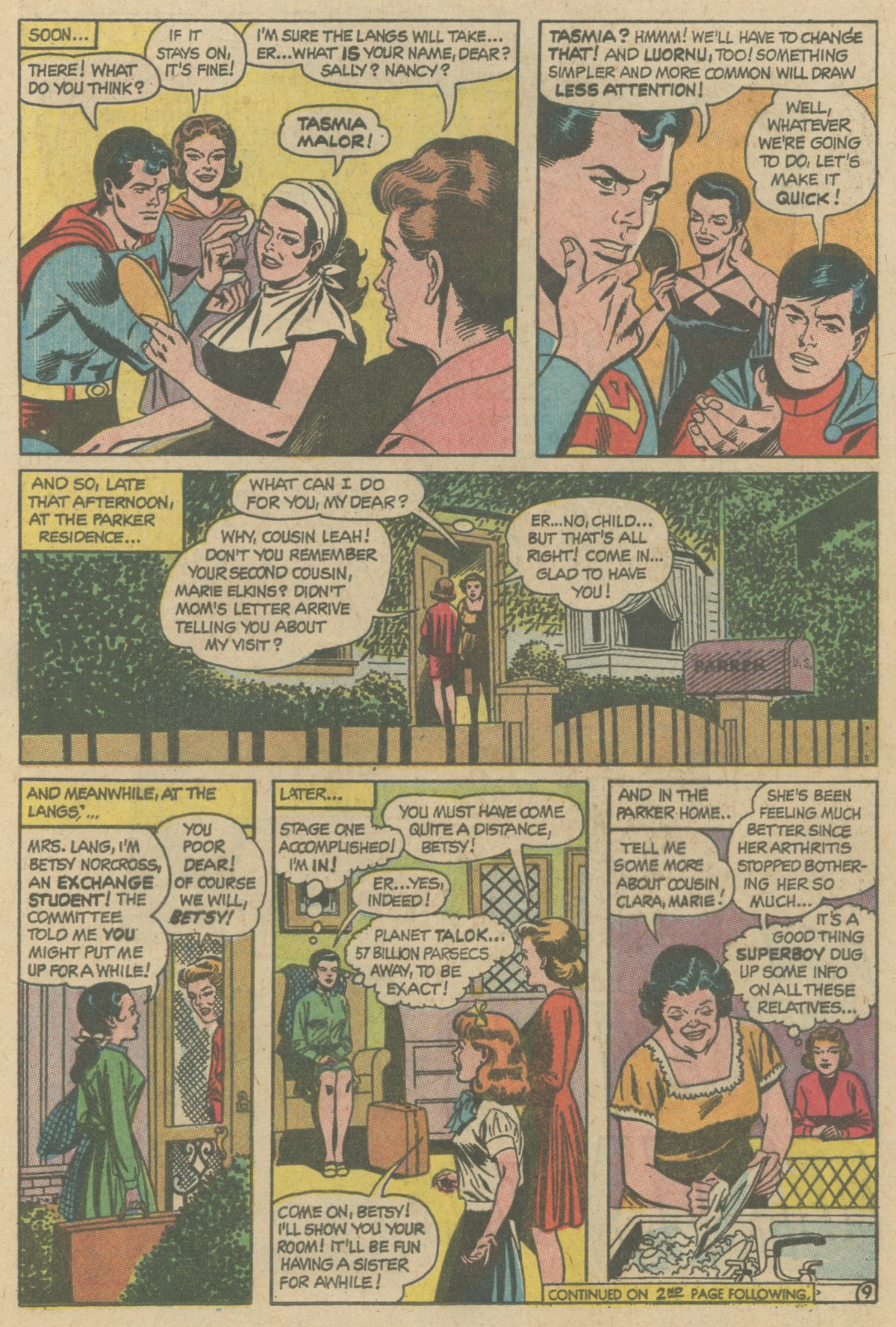 Read online Adventure Comics (1938) comic -  Issue #369 - 13