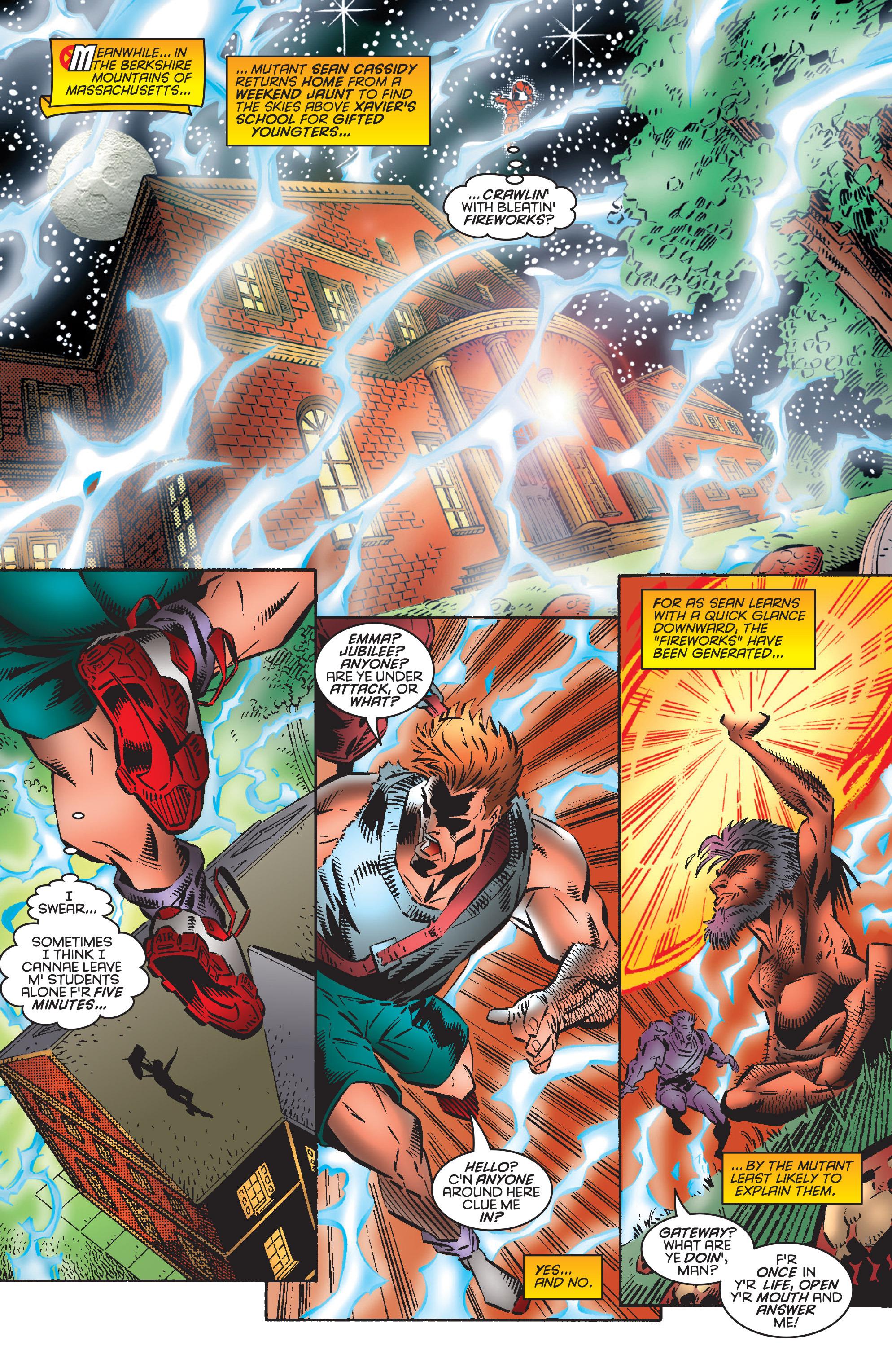 X-Men (1991) 49 Page 7