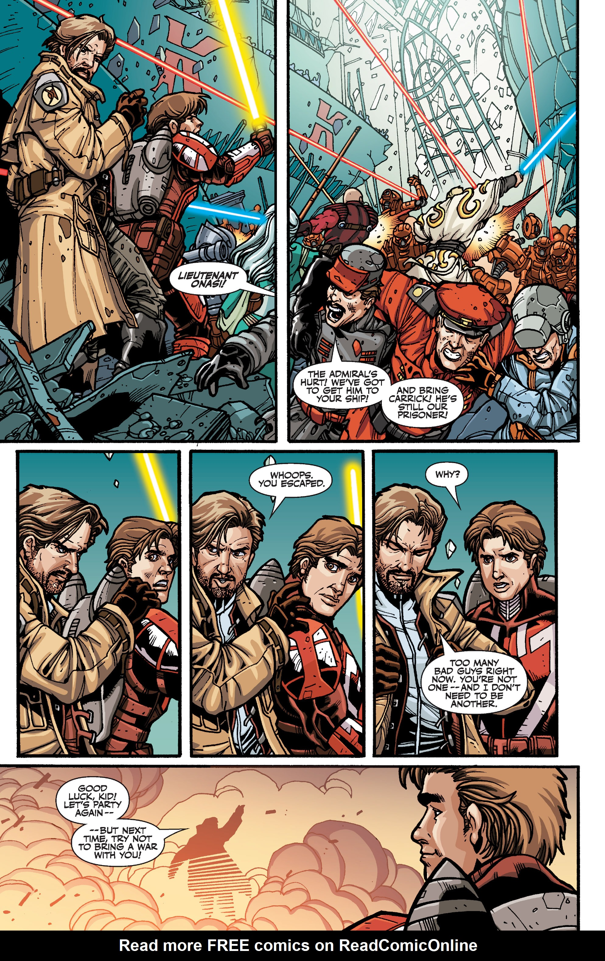 Read online Star Wars Omnibus comic -  Issue # Vol. 32 - 69