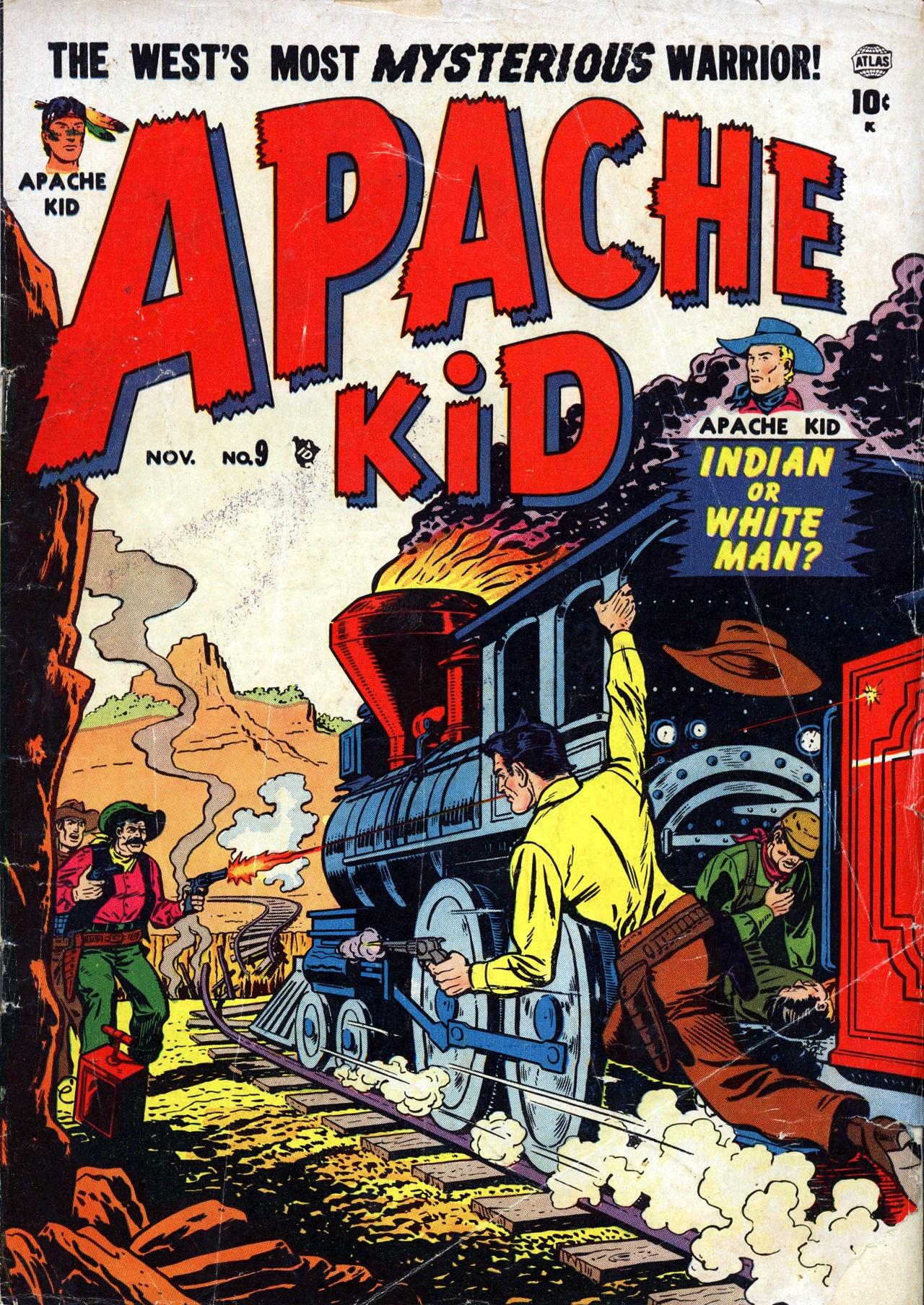 Apache Kid 9 Page 1