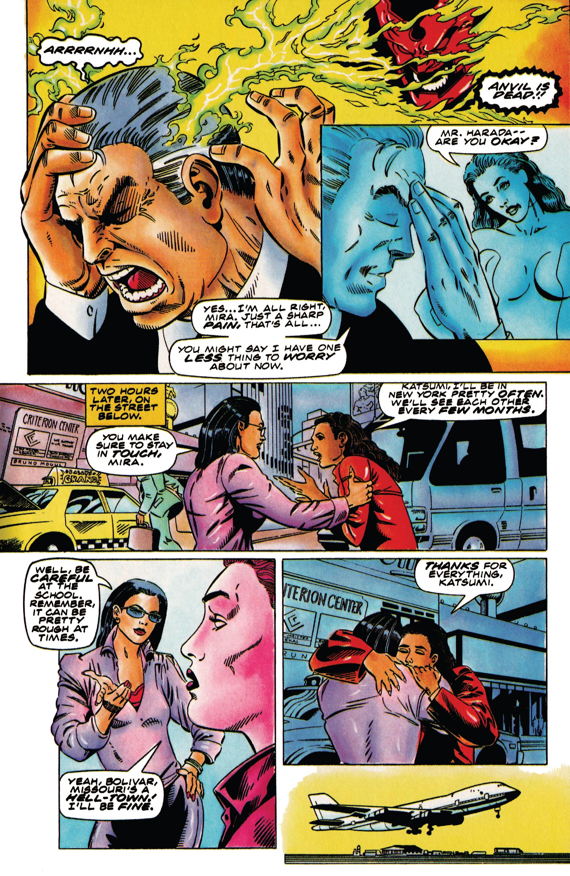 Read online Harbinger (1992) comic -  Issue #41 - 14