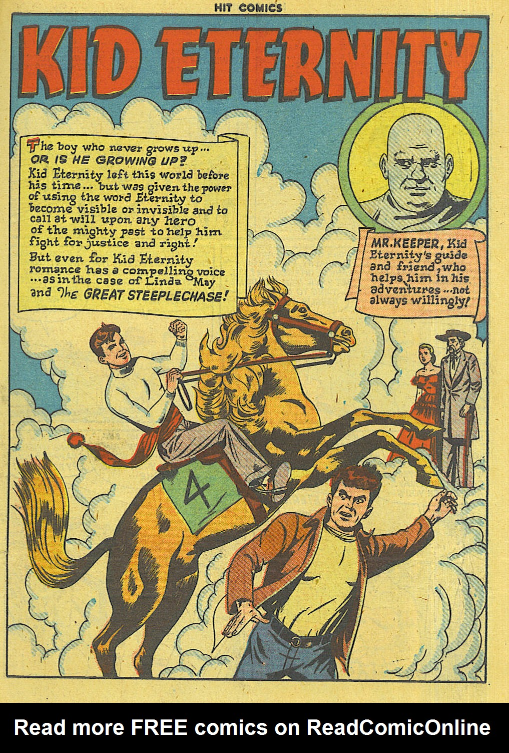 Read online Hit Comics comic -  Issue #56 - 3