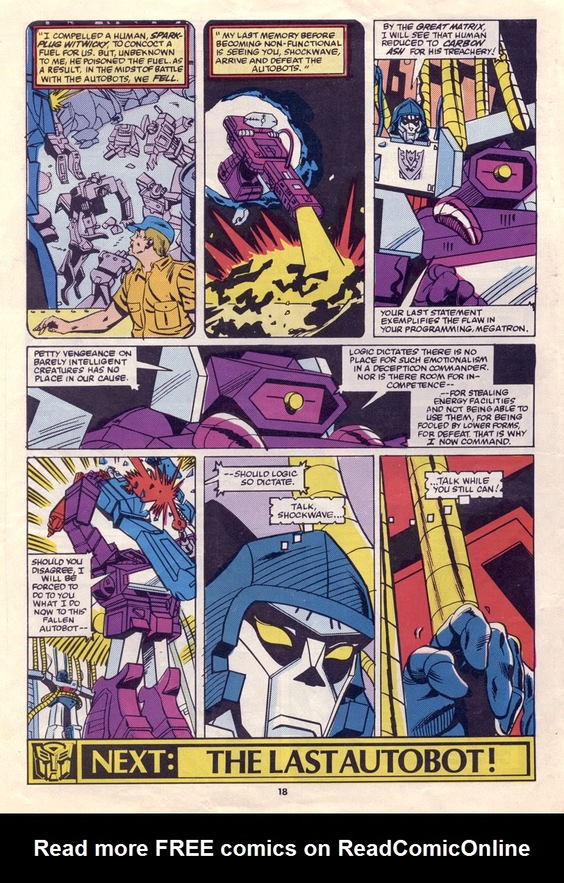 Asw-156 Porn comic the transformers (uk) issue 22
