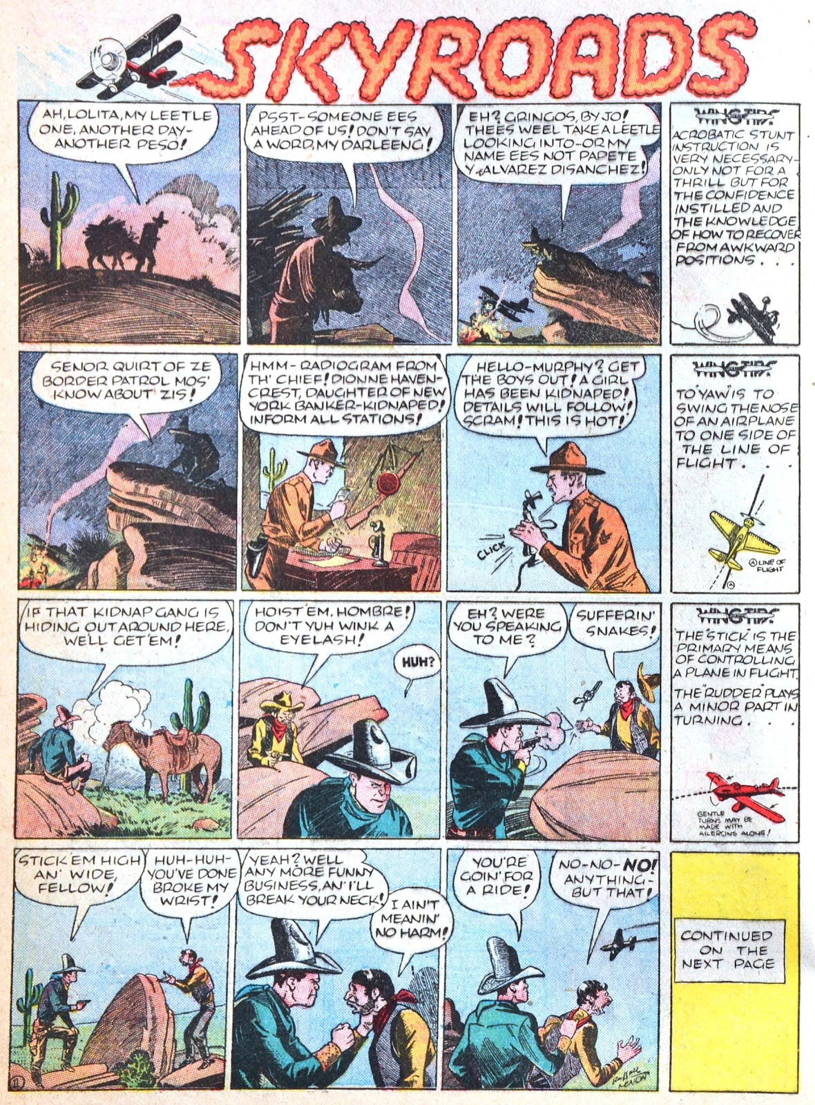 Read online Famous Funnies comic -  Issue #52 - 12