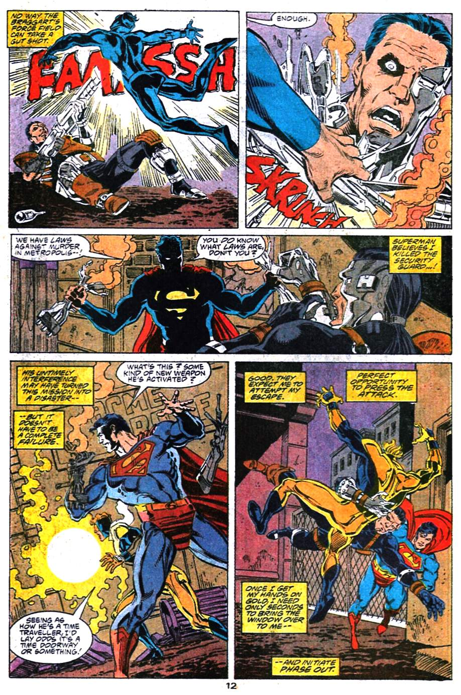 Read online Adventures of Superman (1987) comic -  Issue #476 - 13