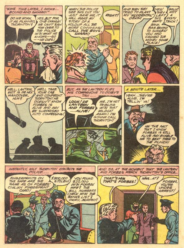 Green Lantern (1941) issue 8 - Page 25