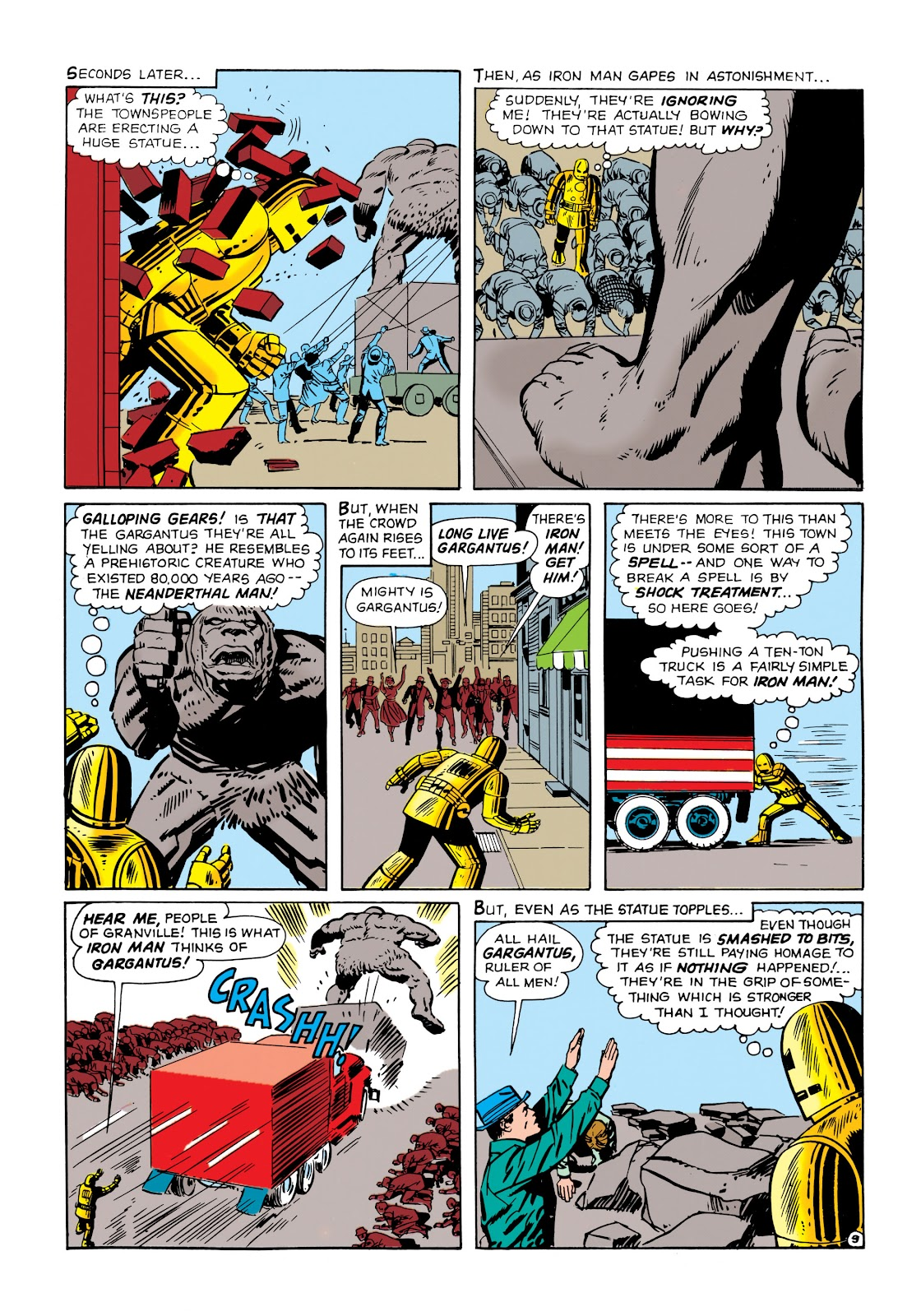 Read online Marvel Masterworks: The Invincible Iron Man comic -  Issue # TPB 1 (Part 1) - 26