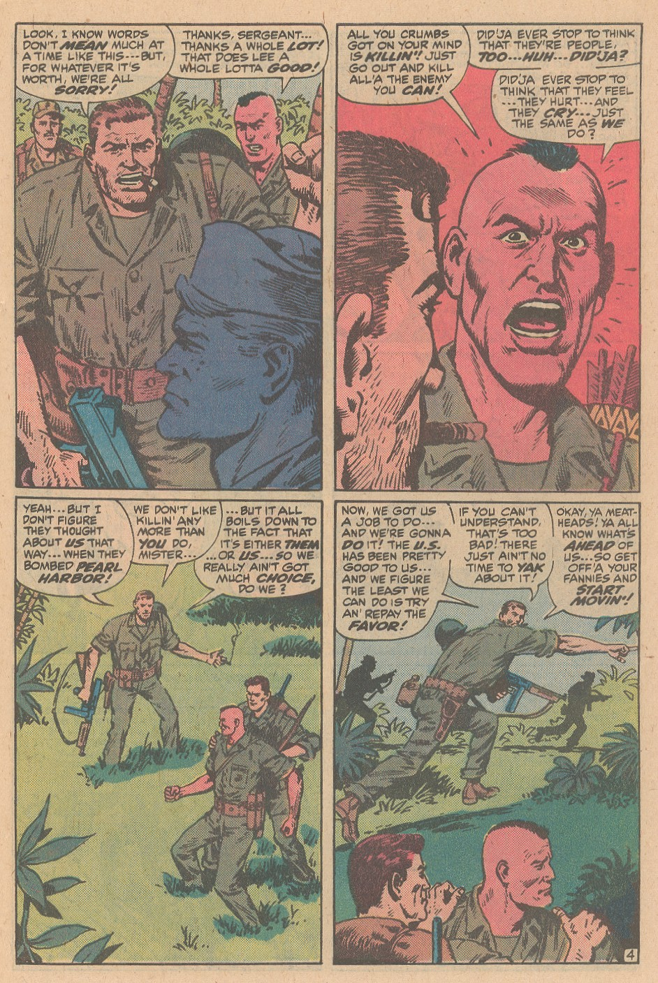 Read online Sgt. Fury comic -  Issue #161 - 7