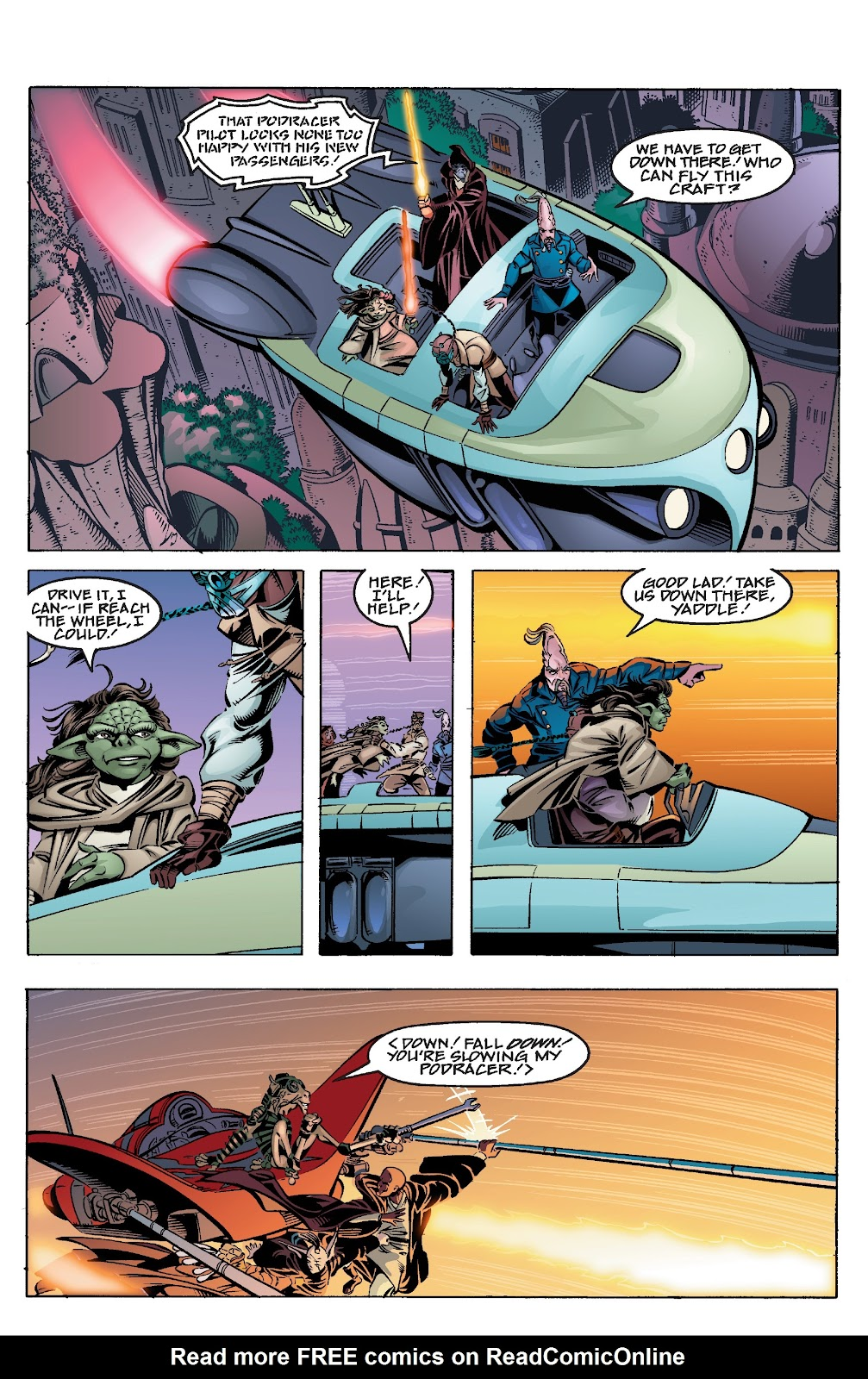 Read online Star Wars Legends Epic Collection: The Menace Revealed comic -  Issue # TPB (Part 4) - 18