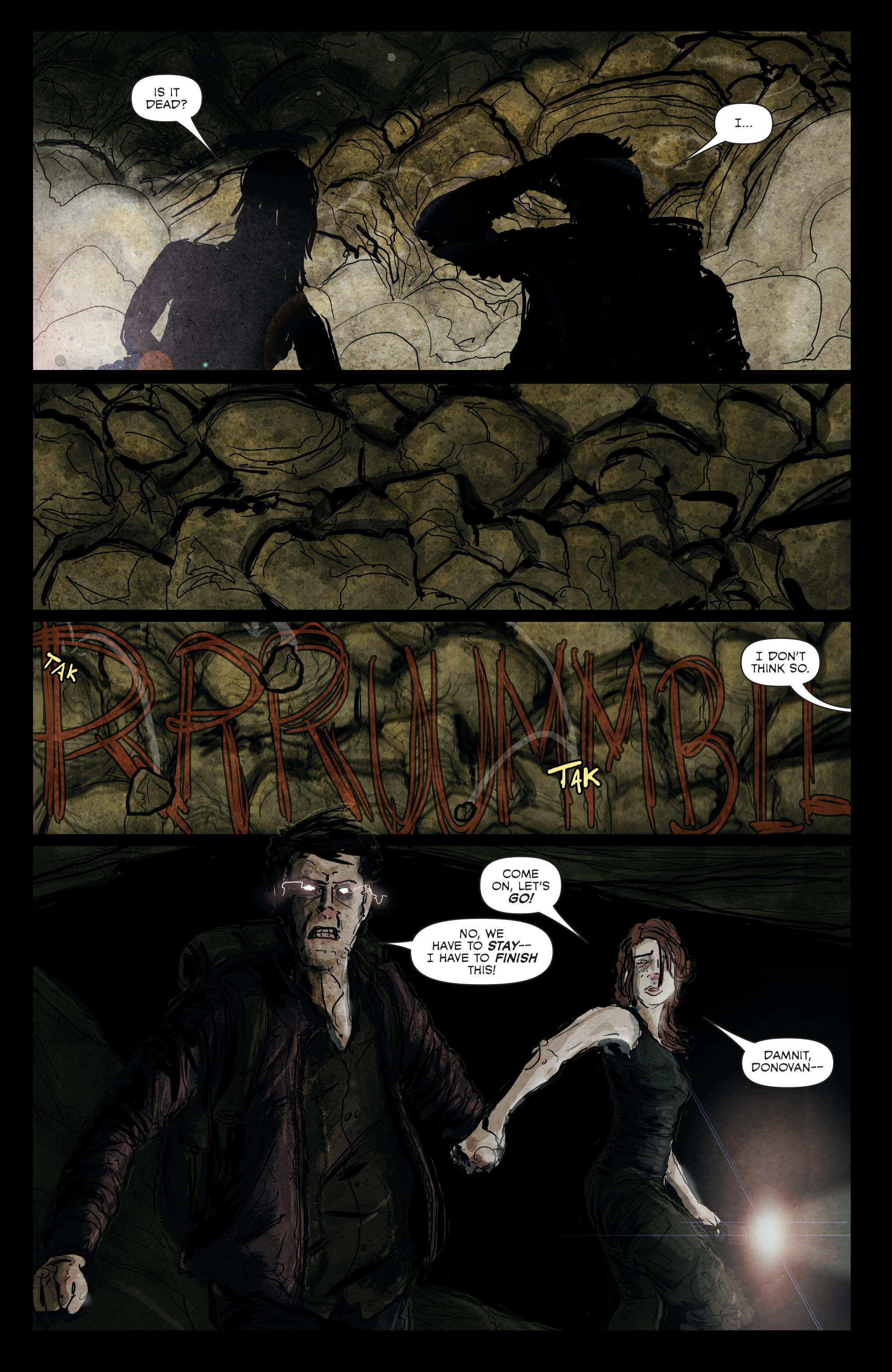 Read online Hoax Hunters (2012) comic -  Issue # TPB 3 - 39