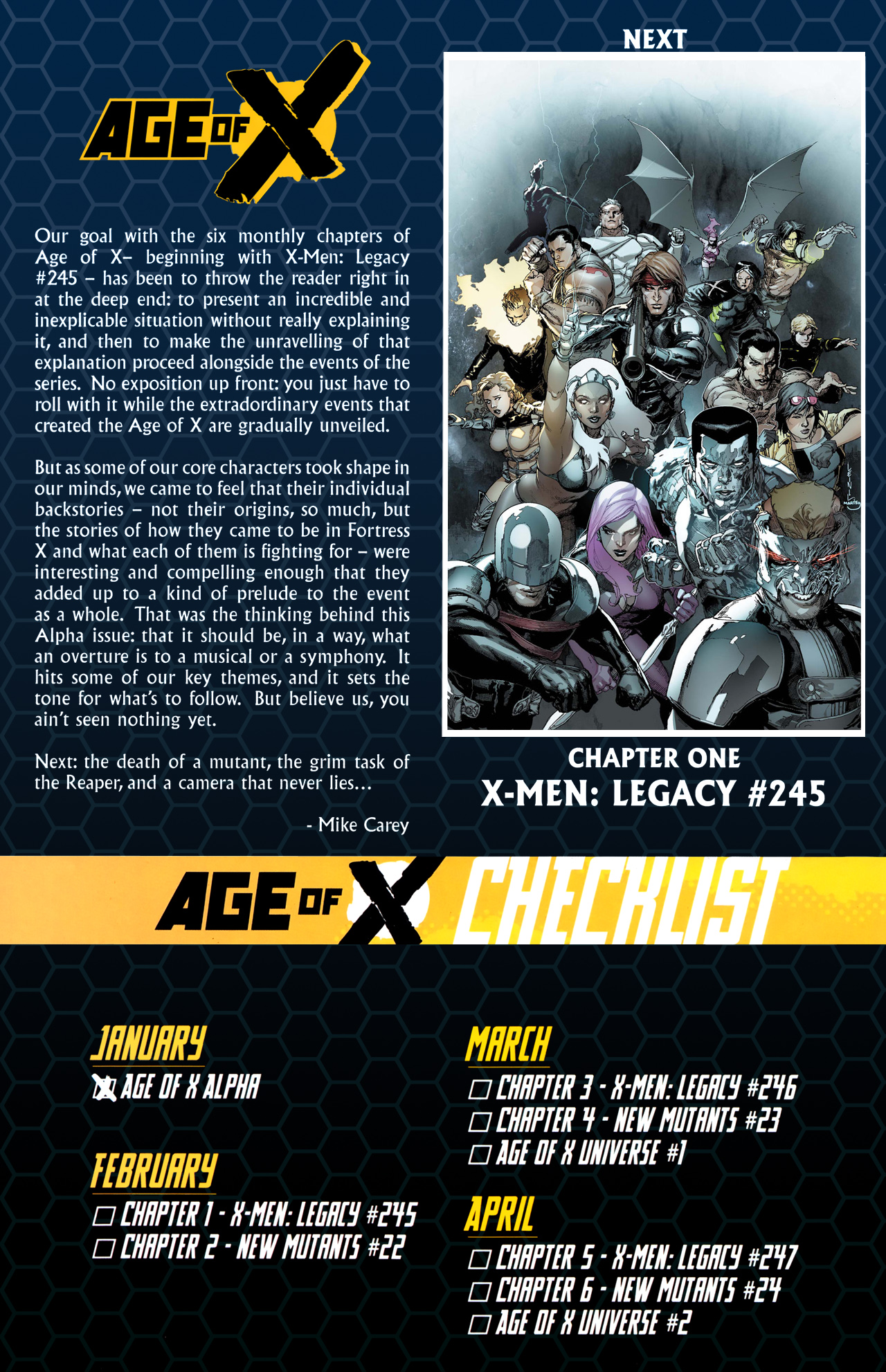 Read online Age of X: Alpha comic -  Issue #Age of X: Alpha Full - 45