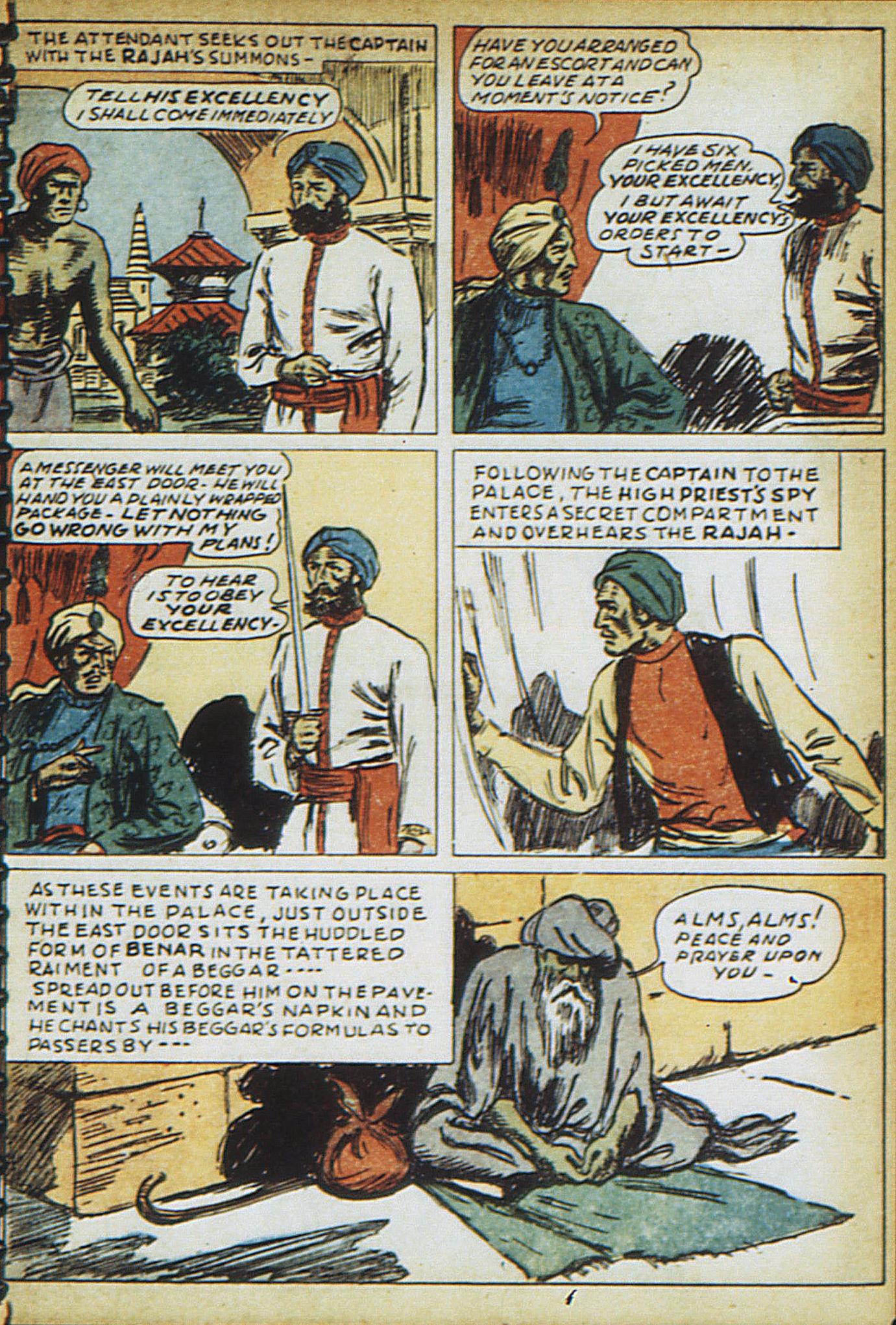Read online Adventure Comics (1938) comic -  Issue #17 - 52