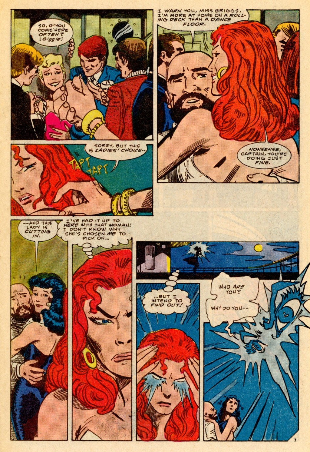 Read online Adventures of the Outsiders comic -  Issue #37 - 8