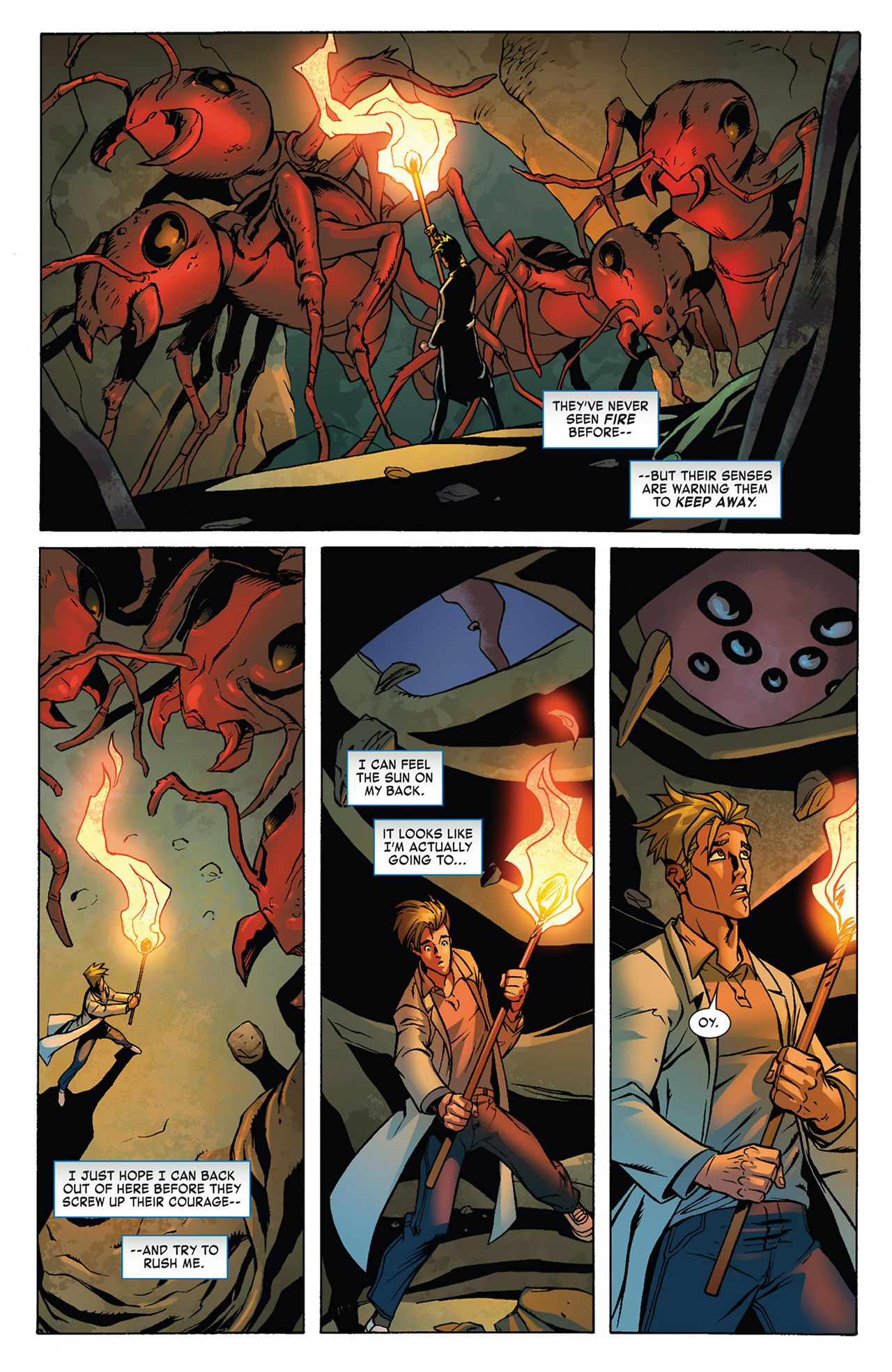 Read online Ant-Man: Season One comic -  Issue #Ant-Man: Season One Full - 27