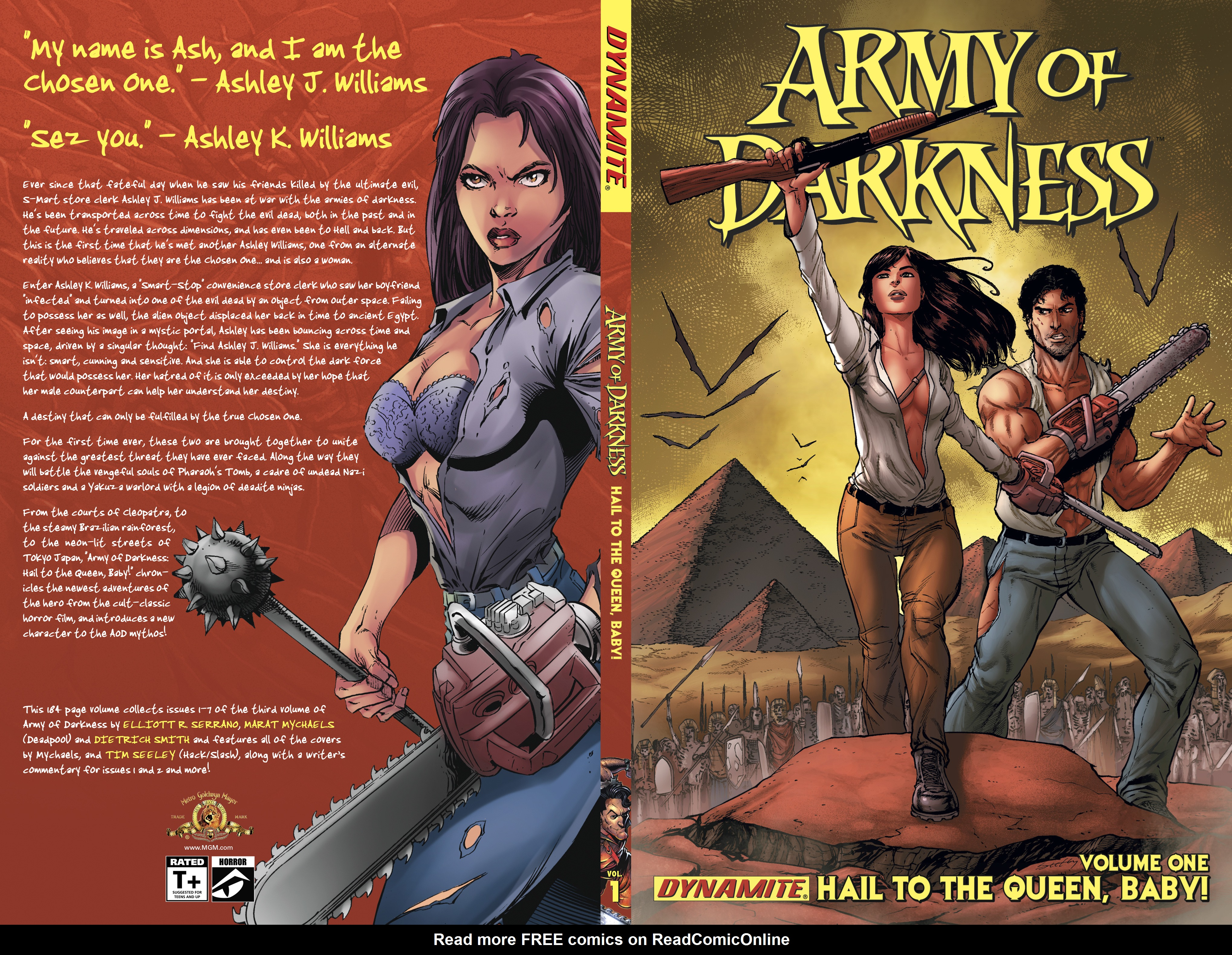 Army of Darkness (2012) TPB_1 Page 1