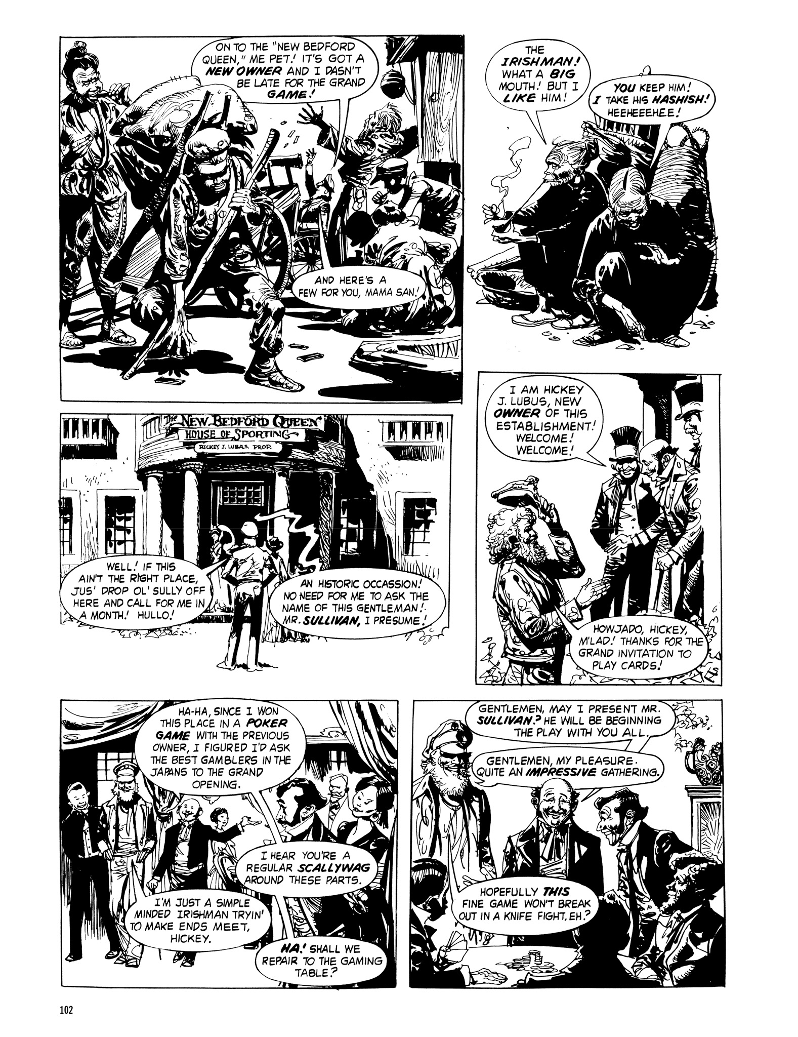Read online Eerie Archives comic -  Issue # TPB 18 - 103