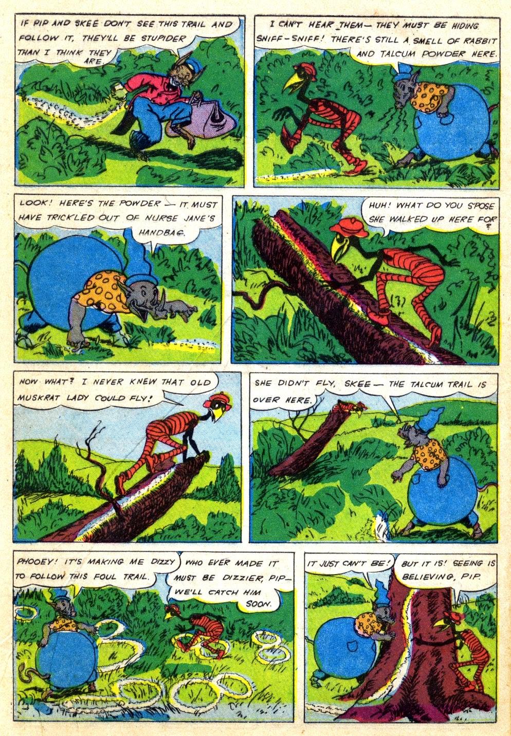 Read online Animal Comics comic -  Issue #22 - 10