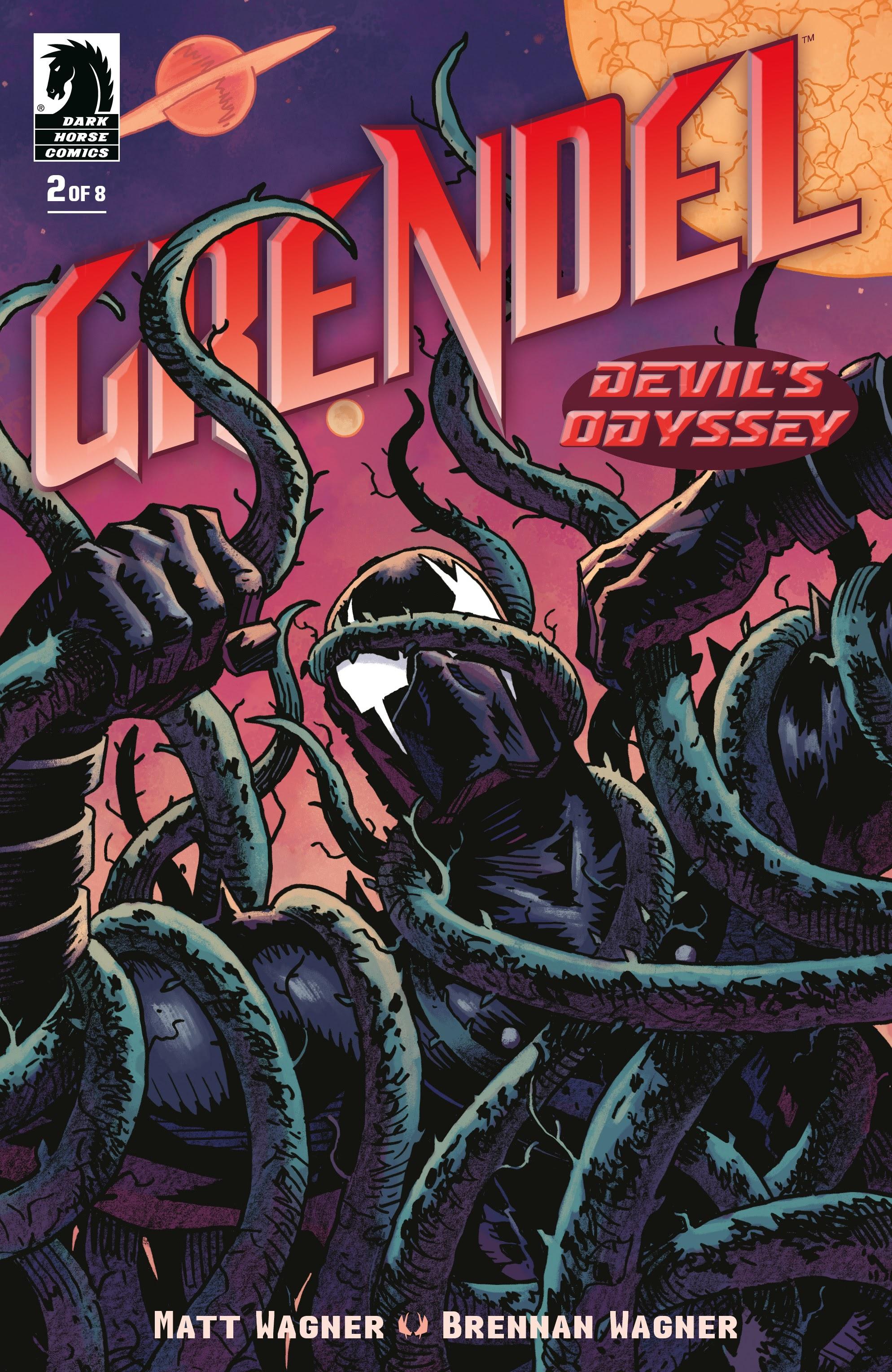 Grendel: Devils Odyssey 2 Page 1