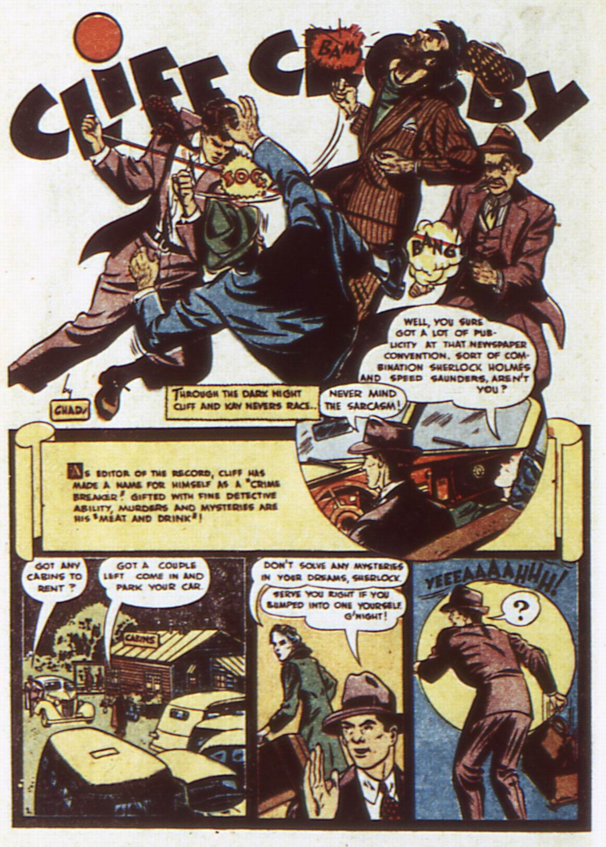Read online Detective Comics (1937) comic -  Issue #52 - 44