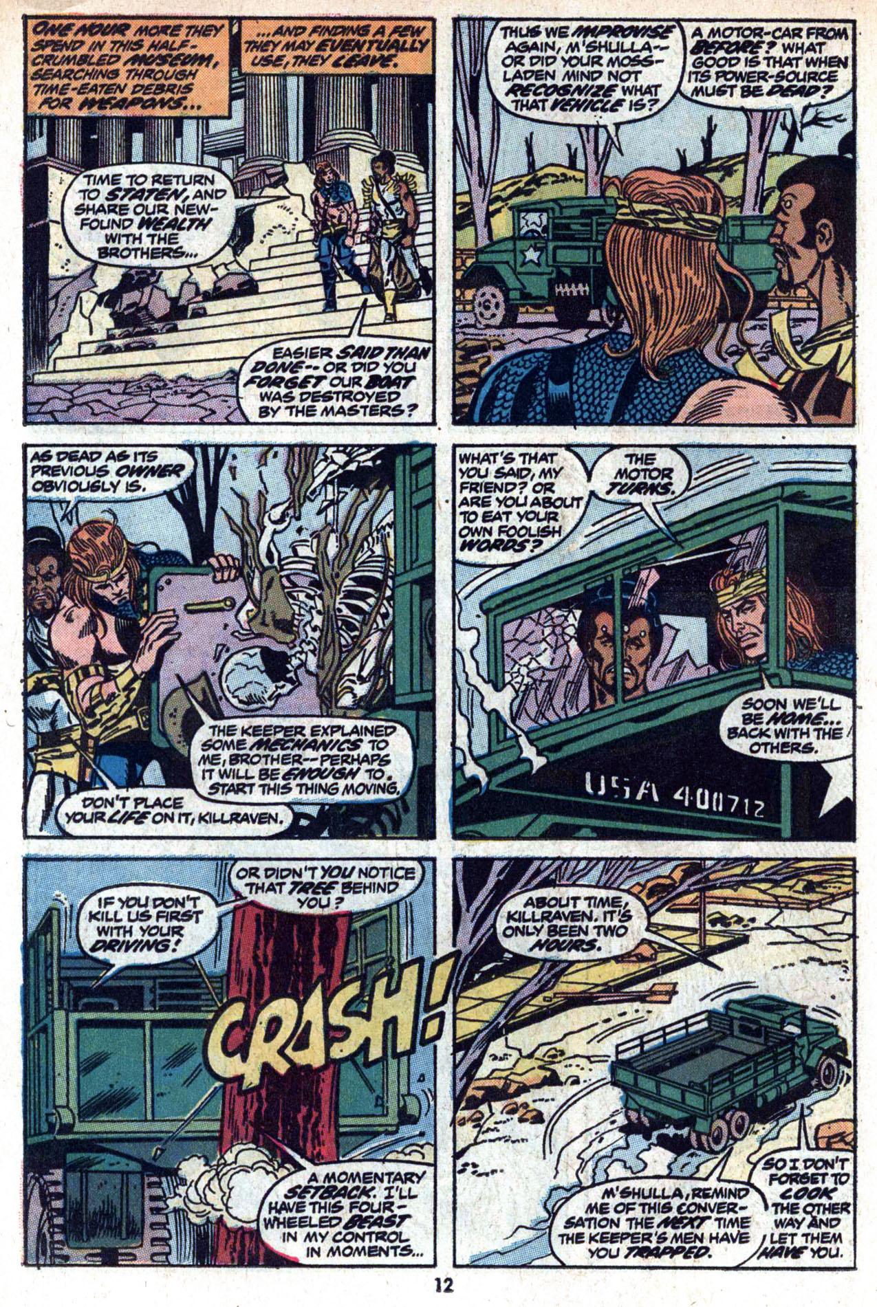 Read online Amazing Adventures (1970) comic -  Issue #20 - 14