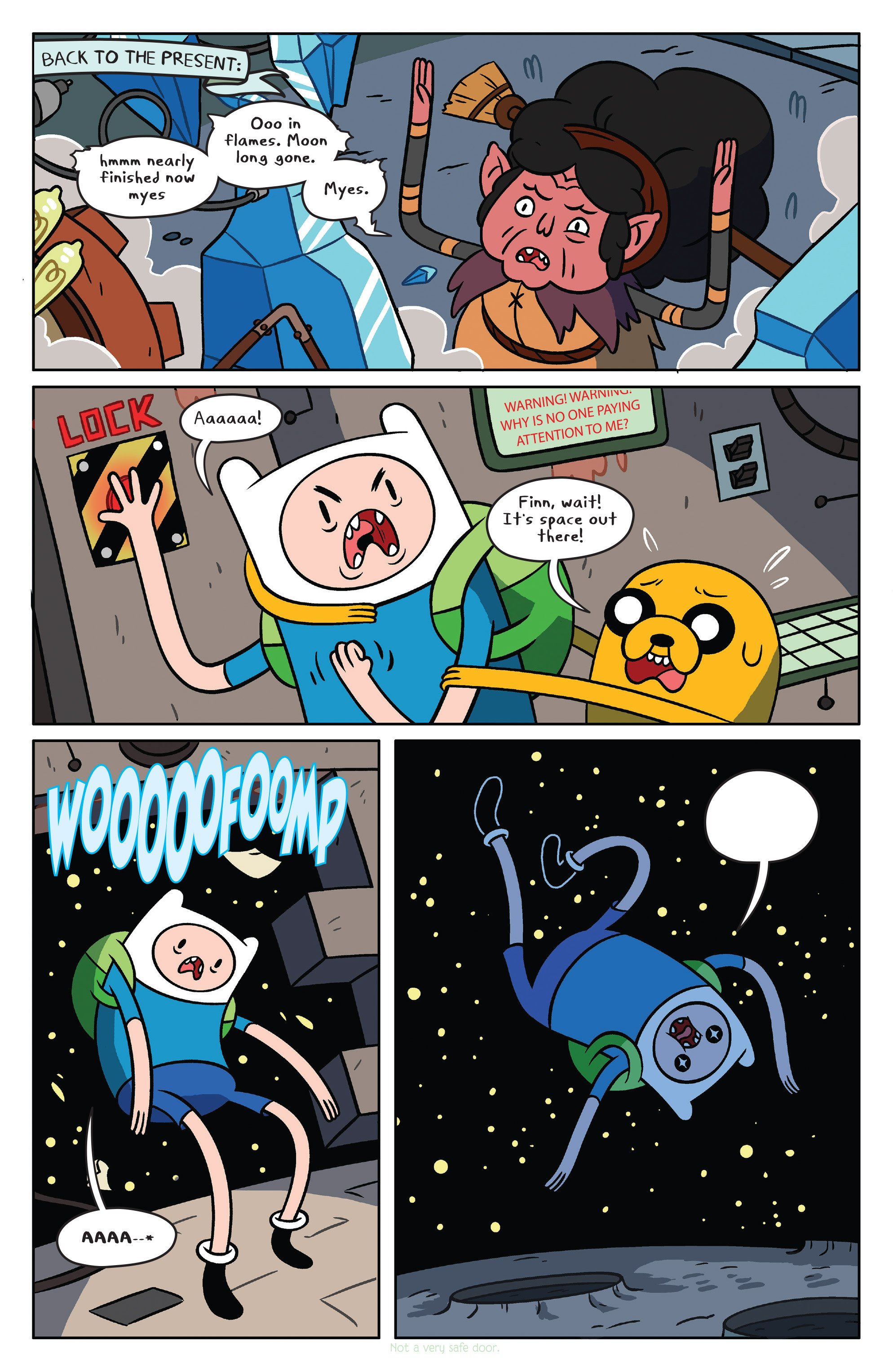 Read online Adventure Time comic -  Issue #36 - 11