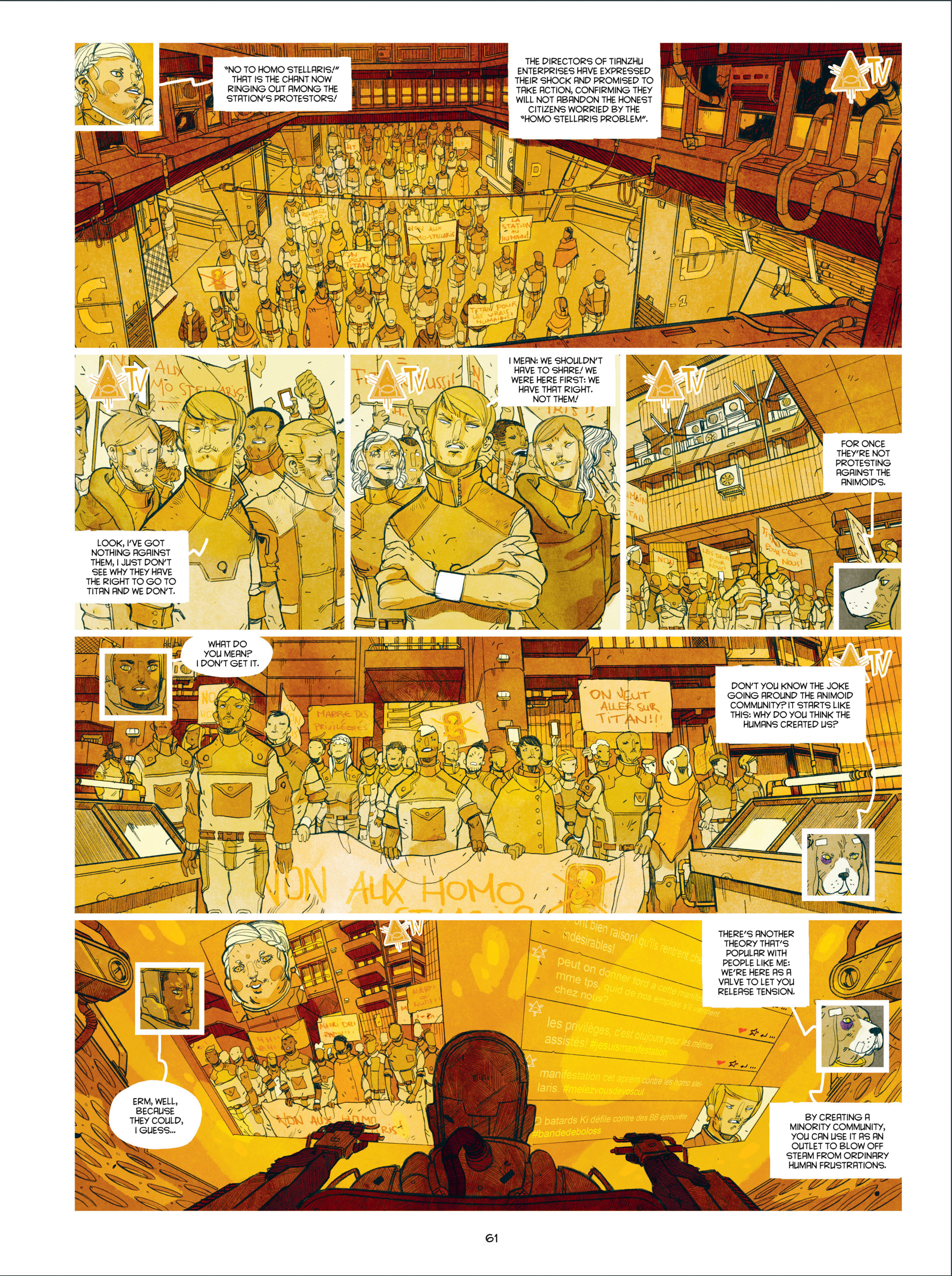 Read online Shangri-La comic -  Issue # Full - 62
