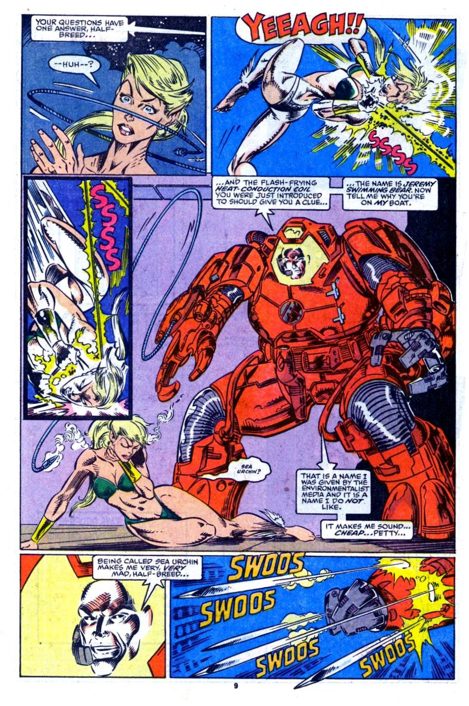 The New Warriors Issue #14 #18 - English 8