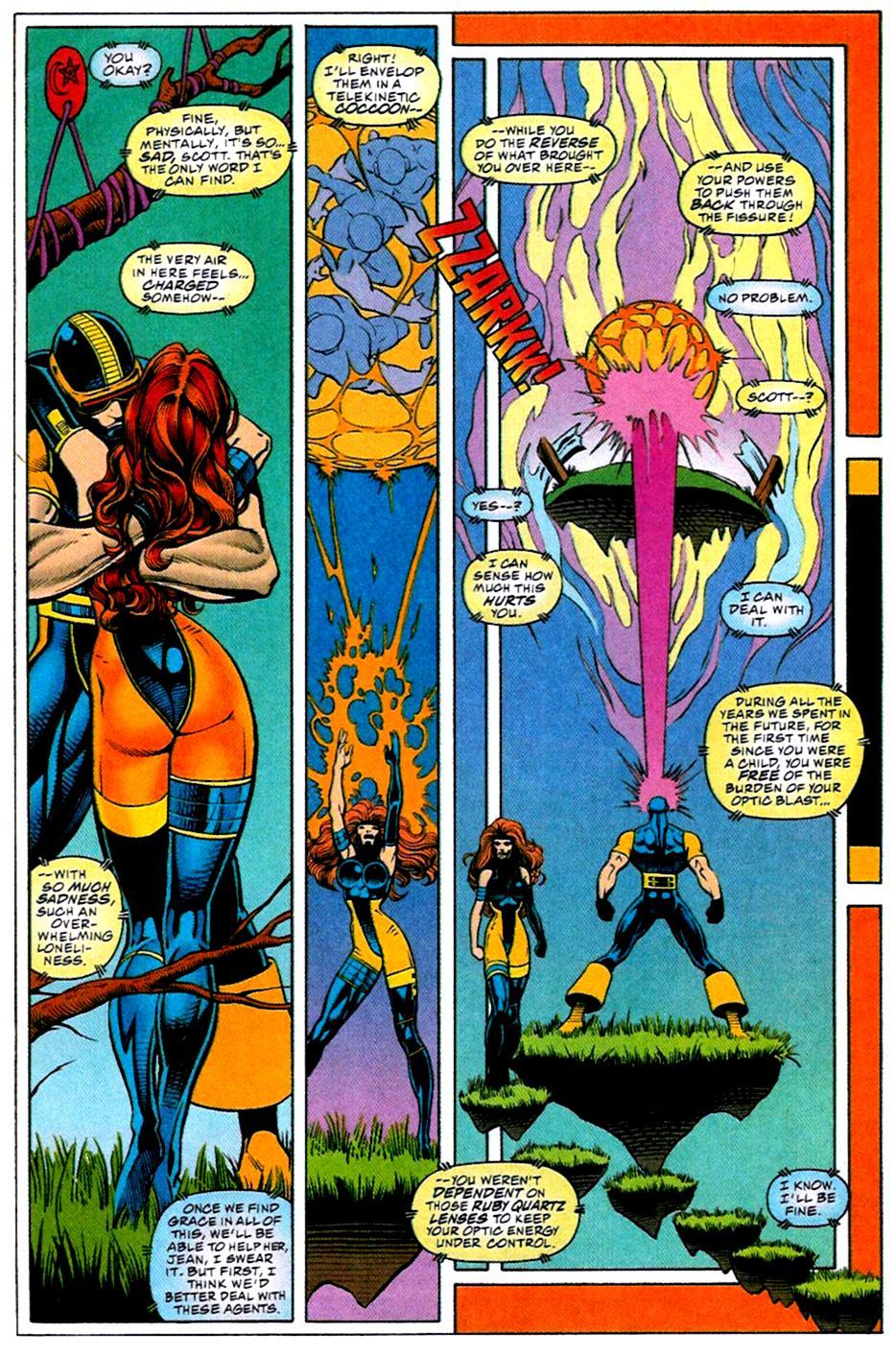 X-Men (1991) 35 Page 9