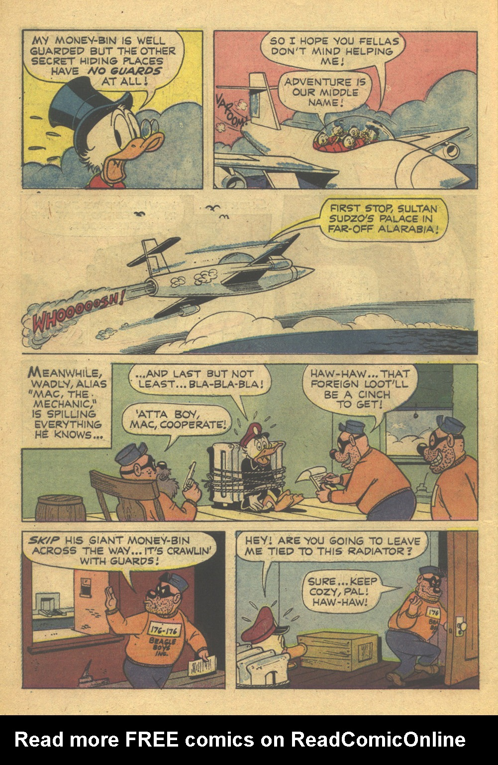 Read online Uncle Scrooge (1953) comic -  Issue #77 - 9