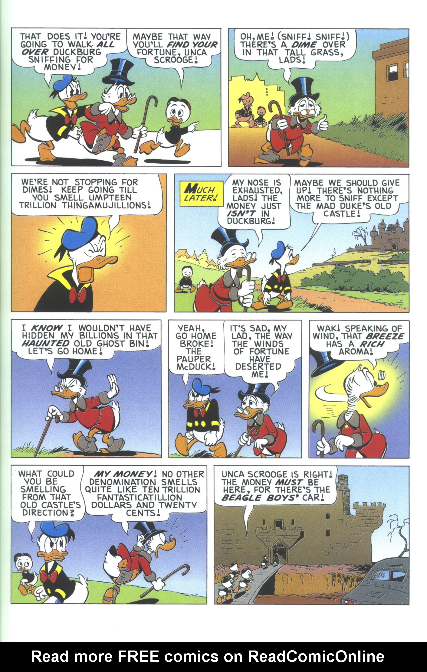 Read online Uncle Scrooge (1953) comic -  Issue #358 - 23