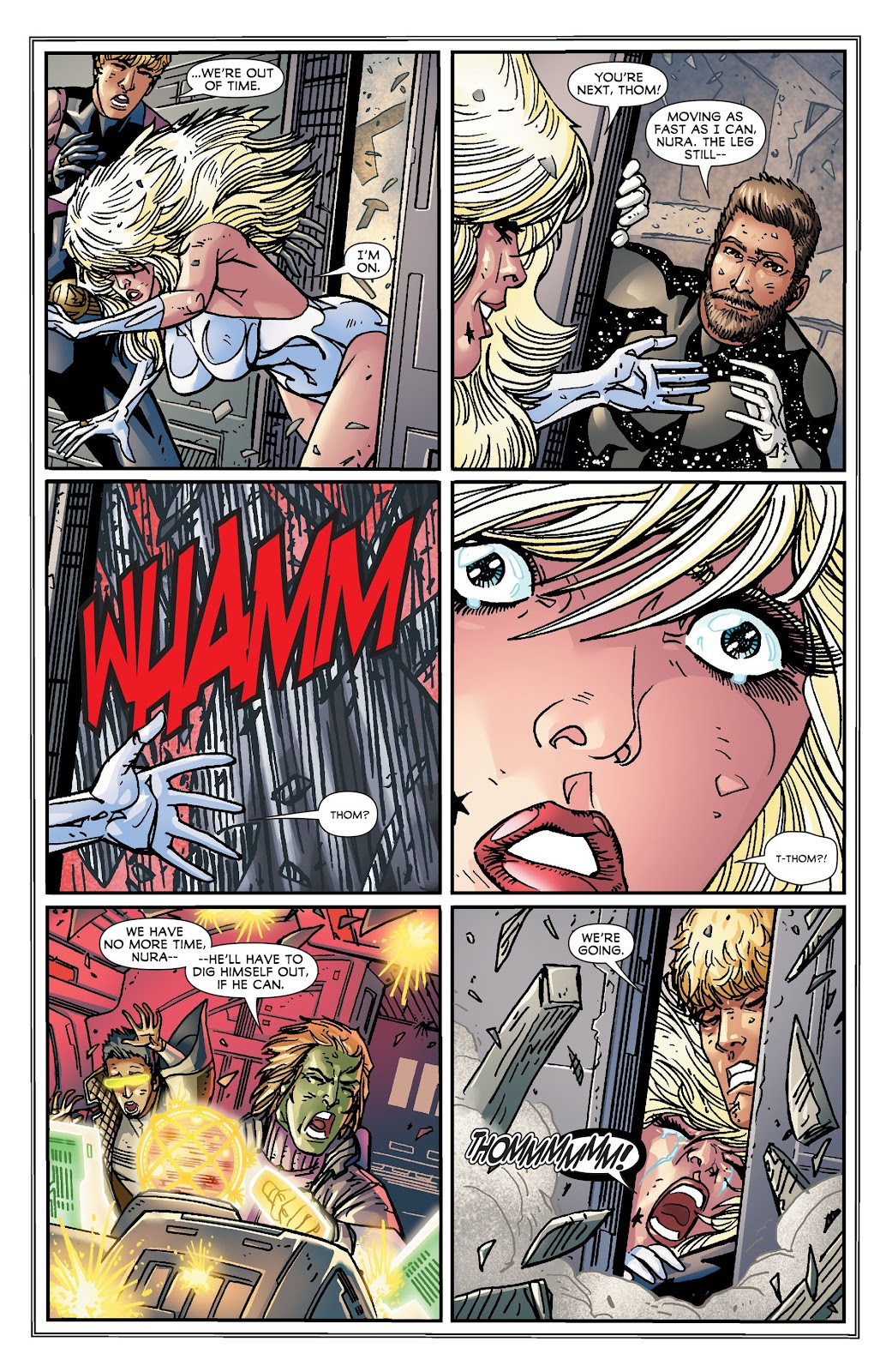Legion of Super-Heroes (2011) Issue #18 #19 - English 19