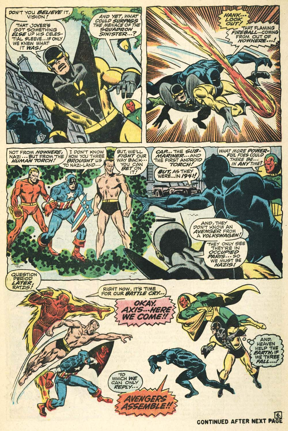 The Avengers (1963) 71 Page 6