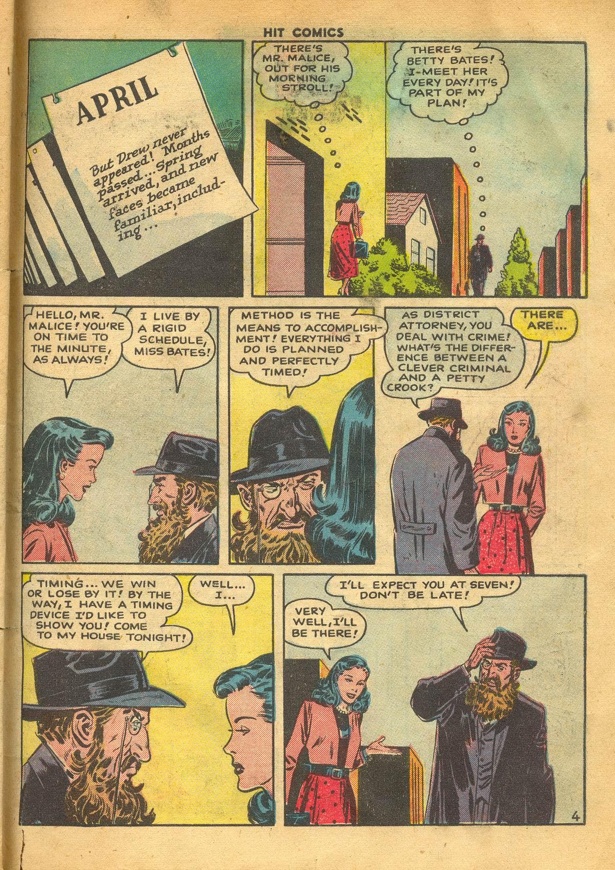 Read online Hit Comics comic -  Issue #60 - 31