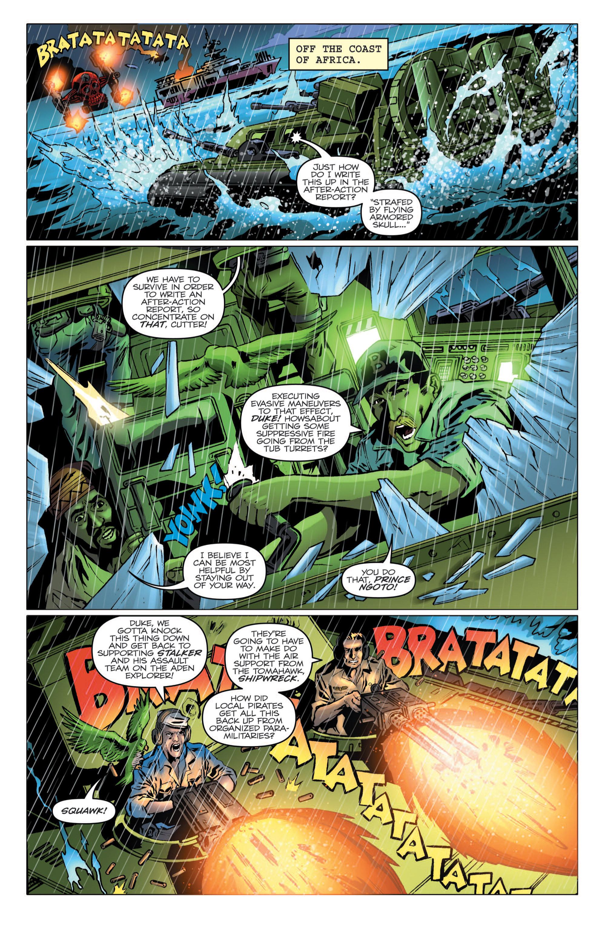 G.I. Joe: A Real American Hero 189 Page 2