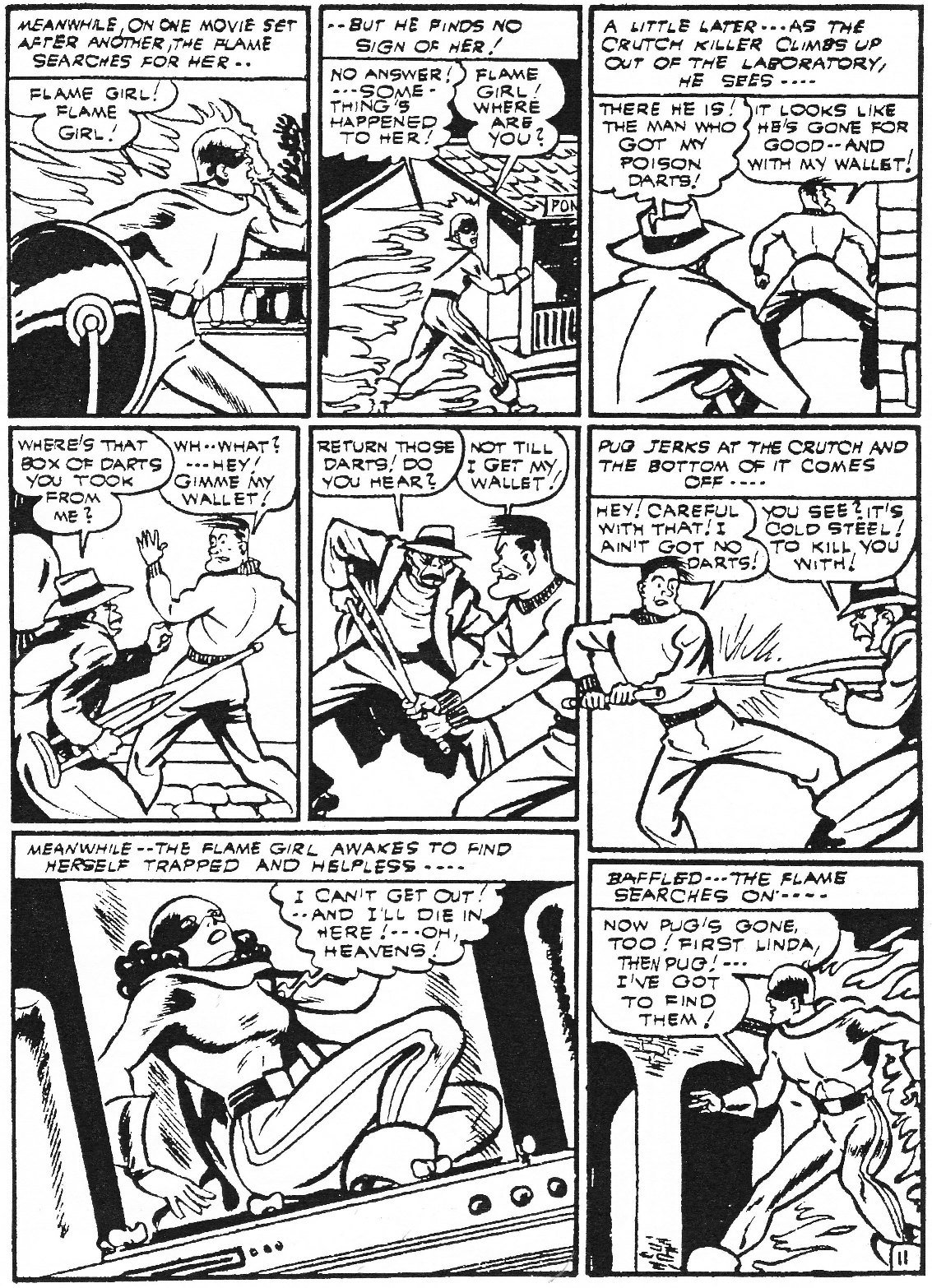 Read online Men of Mystery Comics comic -  Issue #74 - 33