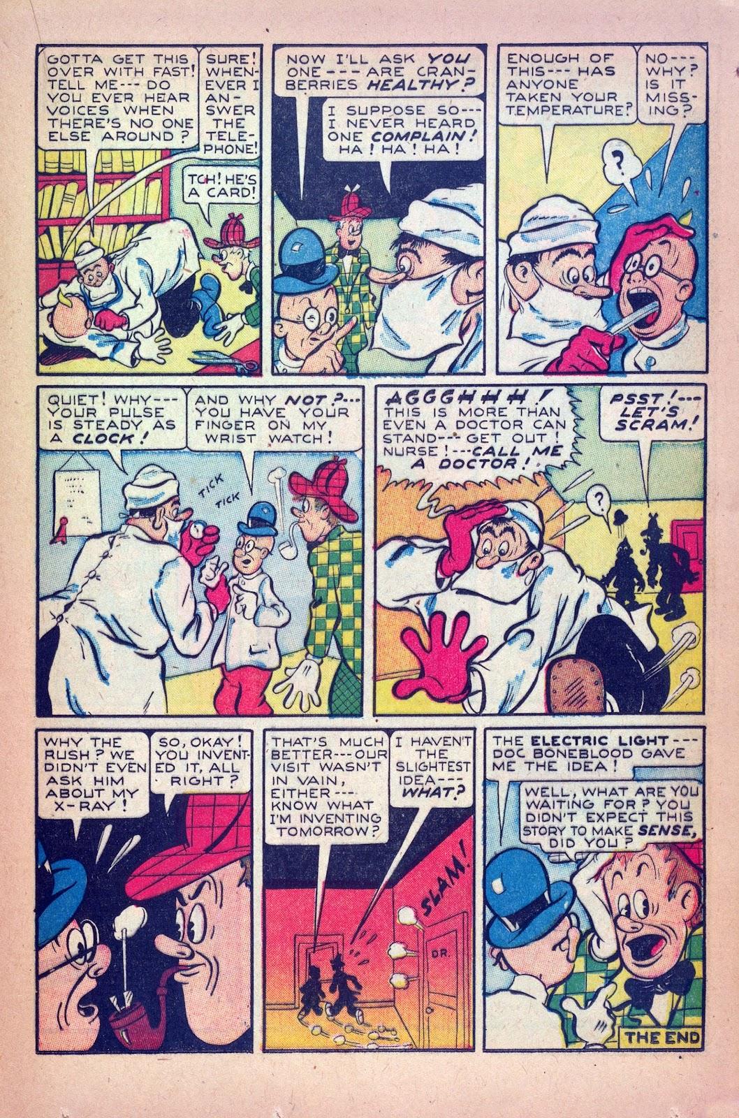 Read online Joker Comics comic -  Issue #18 - 21