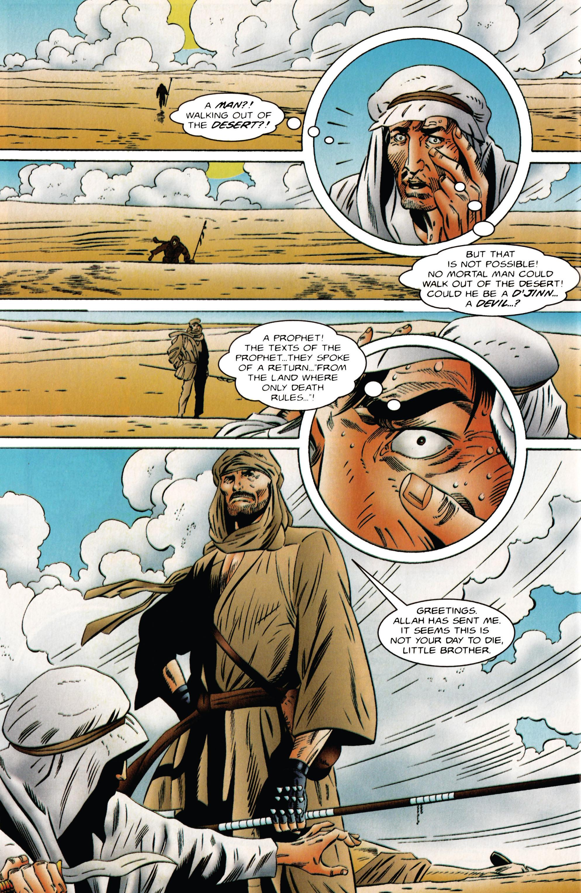 Read online Eternal Warrior (1992) comic -  Issue #47 - 11