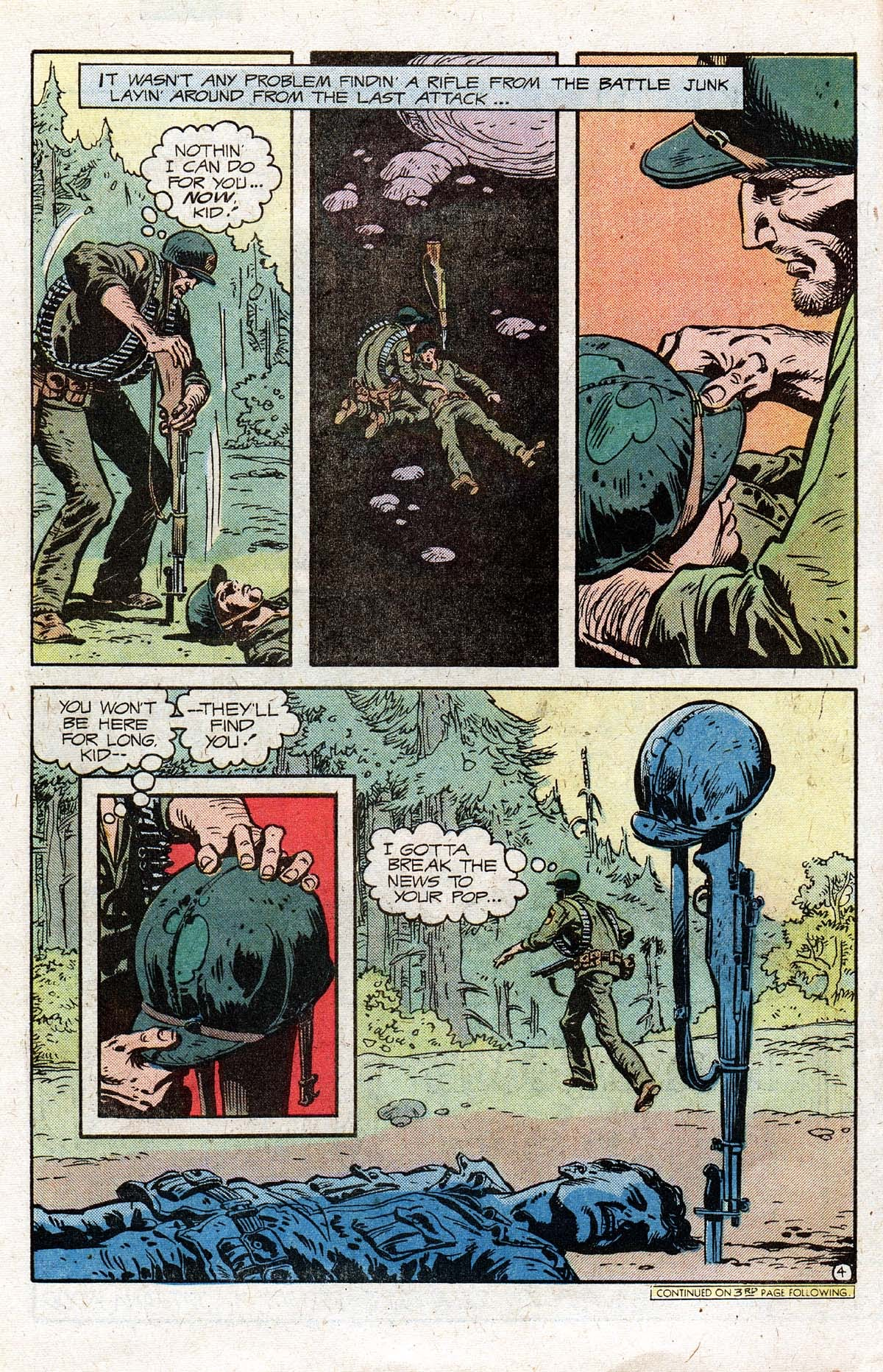 Read online Sgt. Rock comic -  Issue #331 - 6