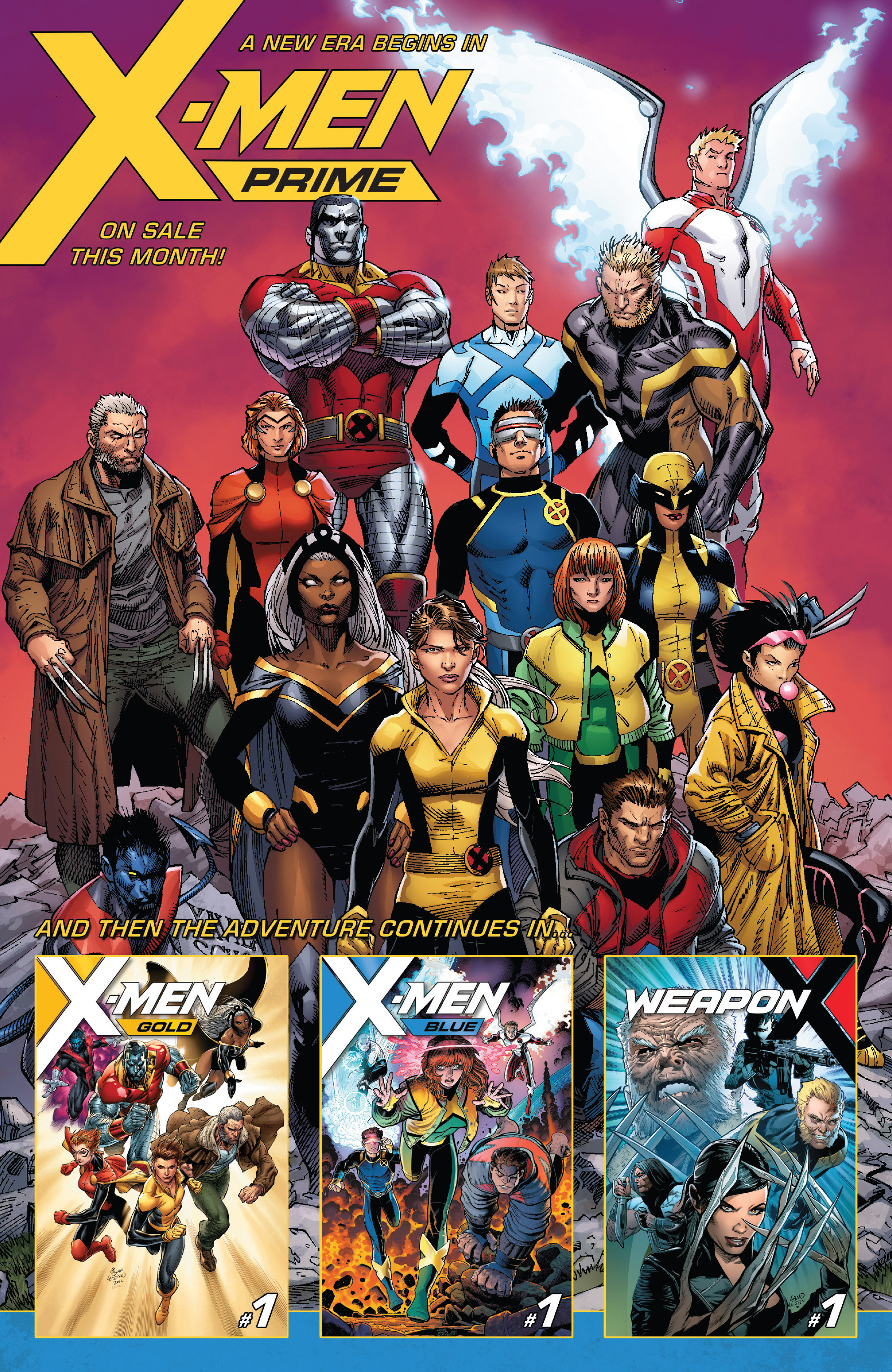 Read online Uncanny X-Men (2016) comic -  Issue #19 - 14